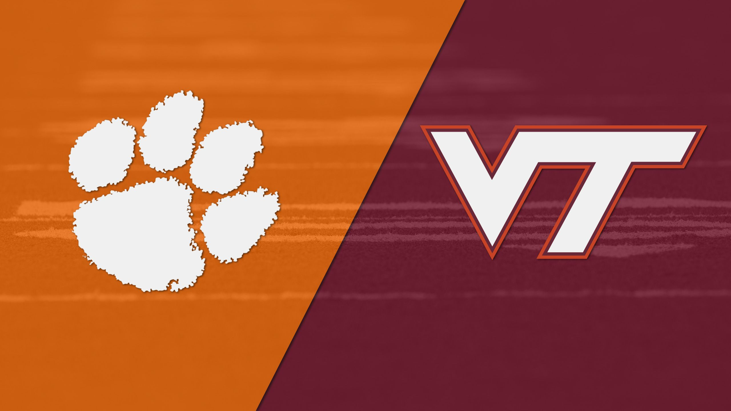 #3 Clemson vs. #23 Virginia Tech (ACC Championship) (re-air)