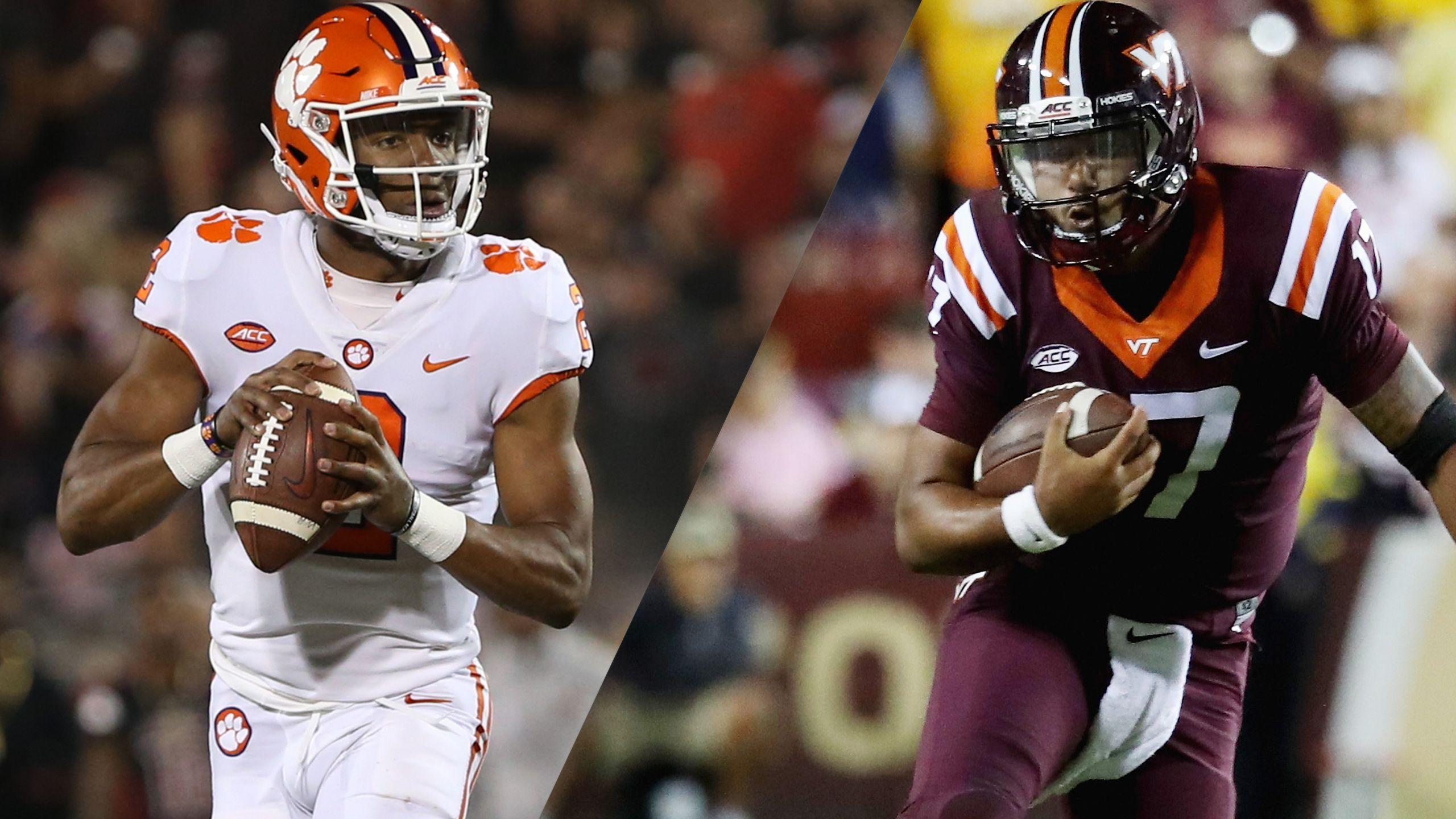 #2 Clemson vs. #12 Virginia Tech (Football)