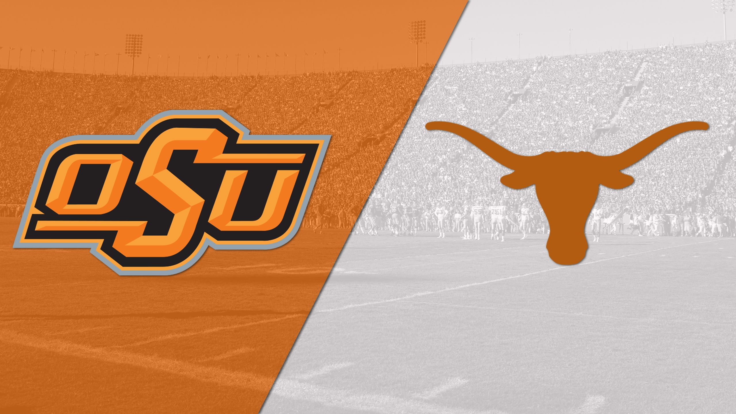 #10 Oklahoma State vs. Texas (Football) (re-air)