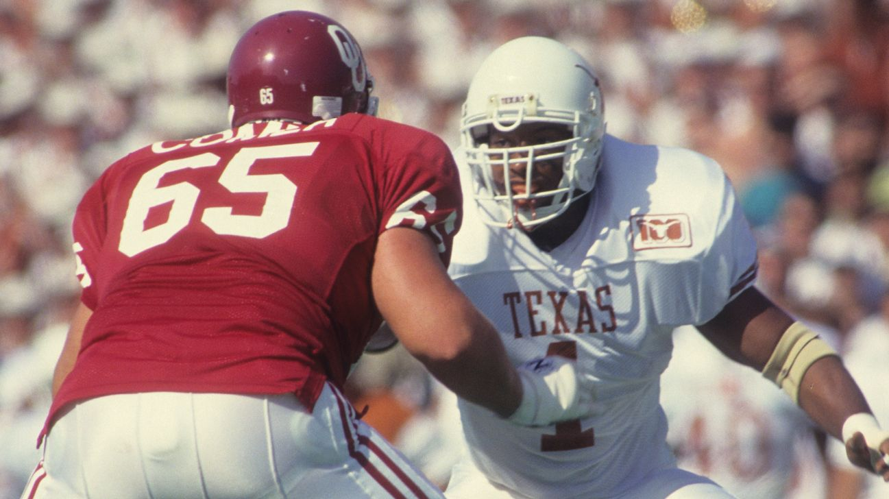 Oklahoma Sooners vs. Texas Longhorns - 10/10/1992 (re-air)