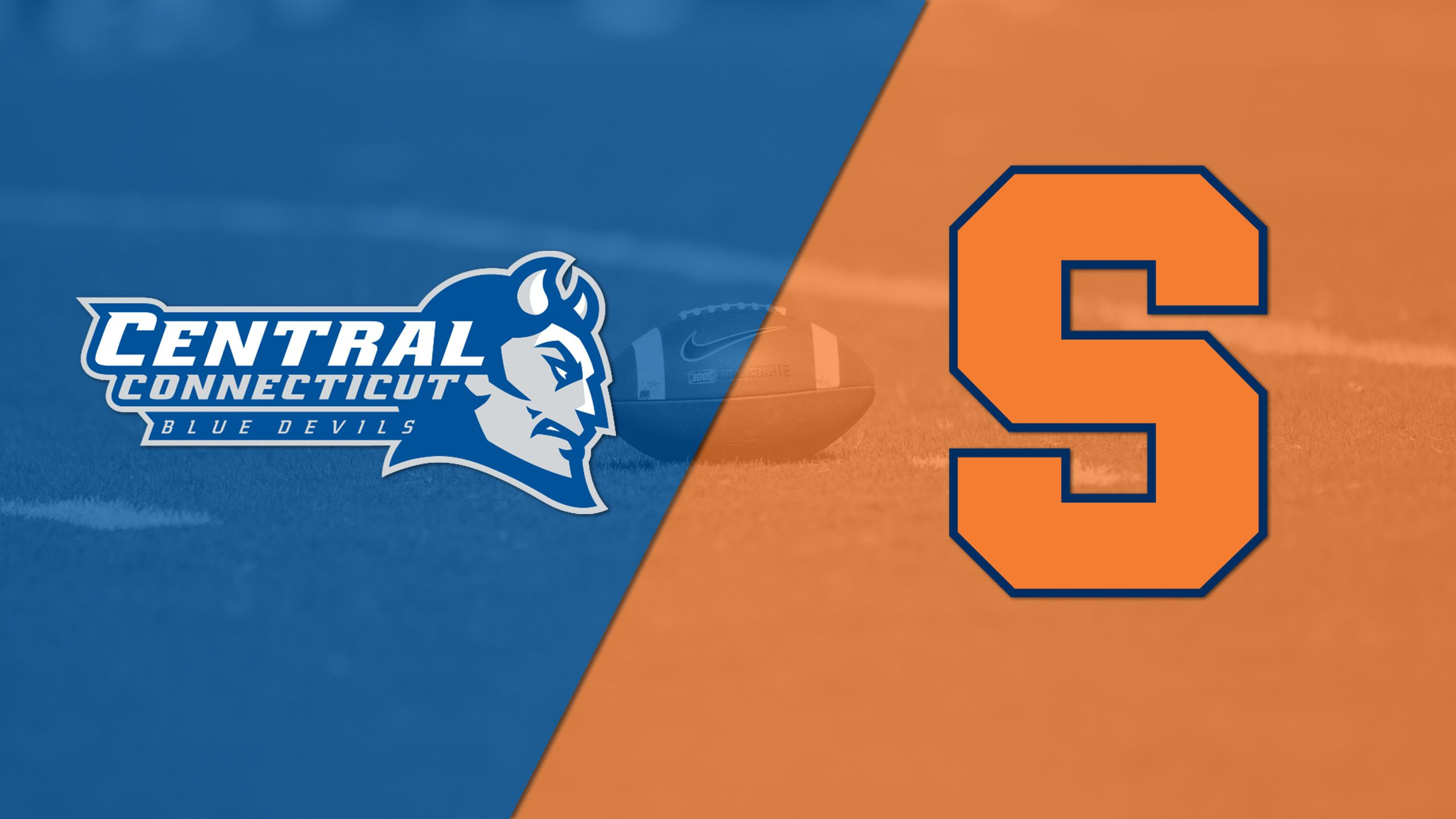 Central Connecticut State vs. Syracuse (Football)