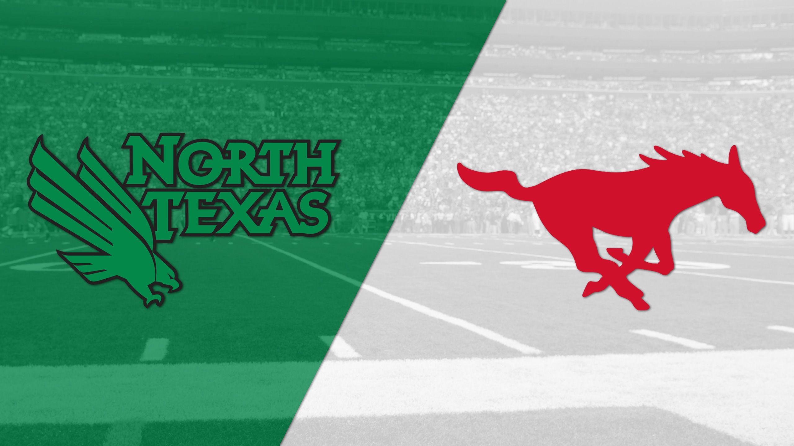 North Texas vs. SMU (Football)