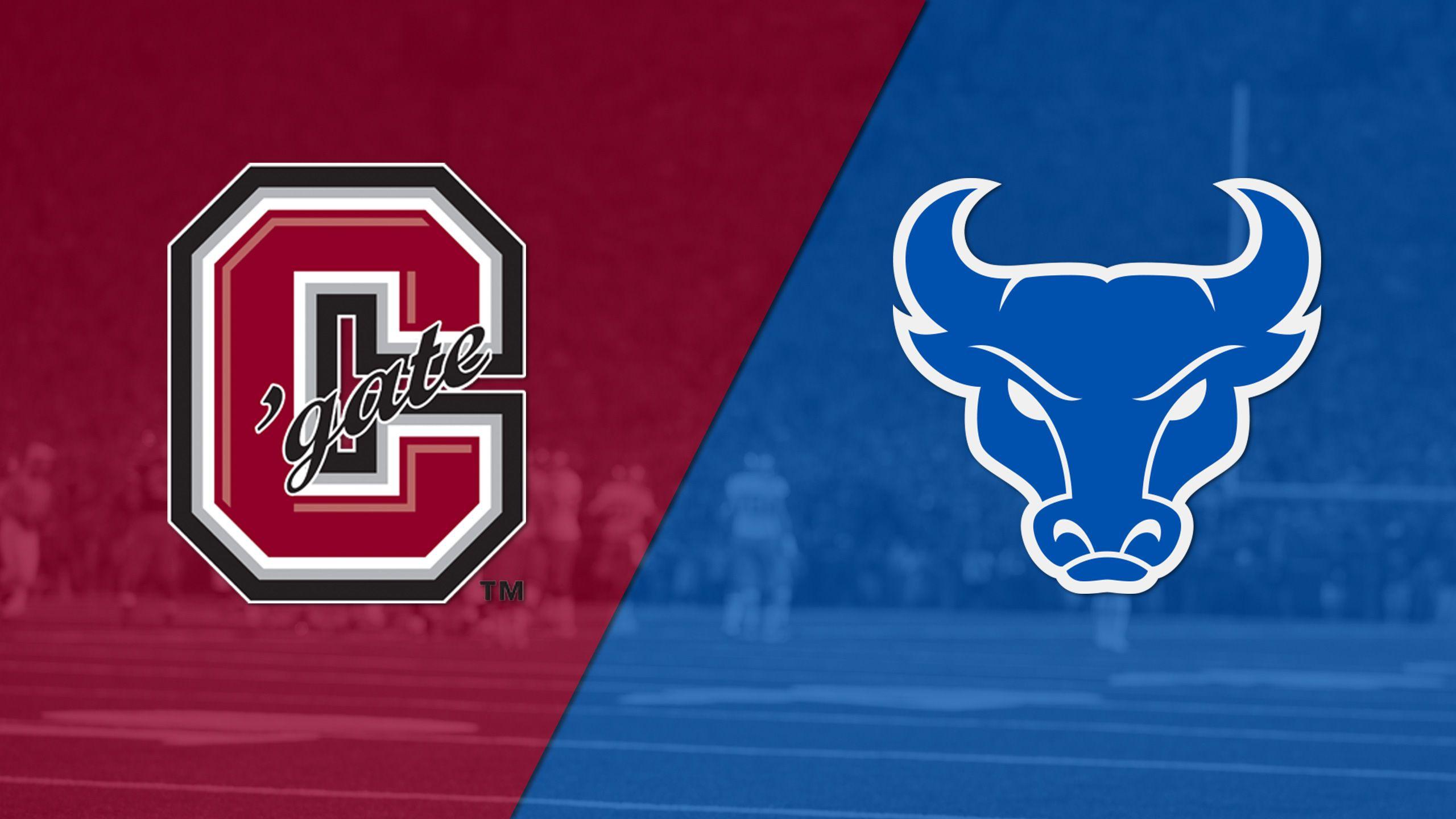 Colgate vs. Buffalo (Football)