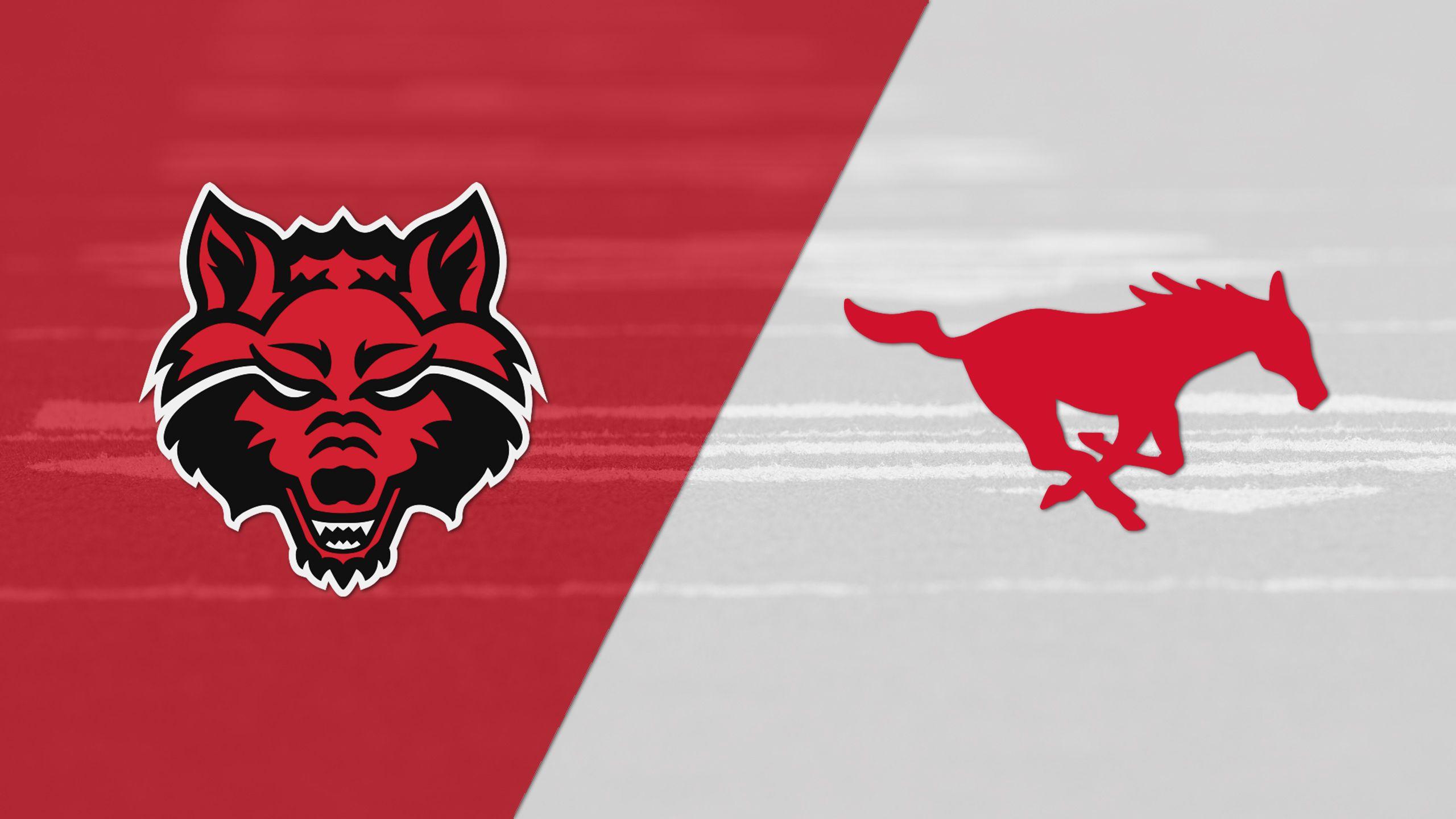 Arkansas State vs. SMU (Football)