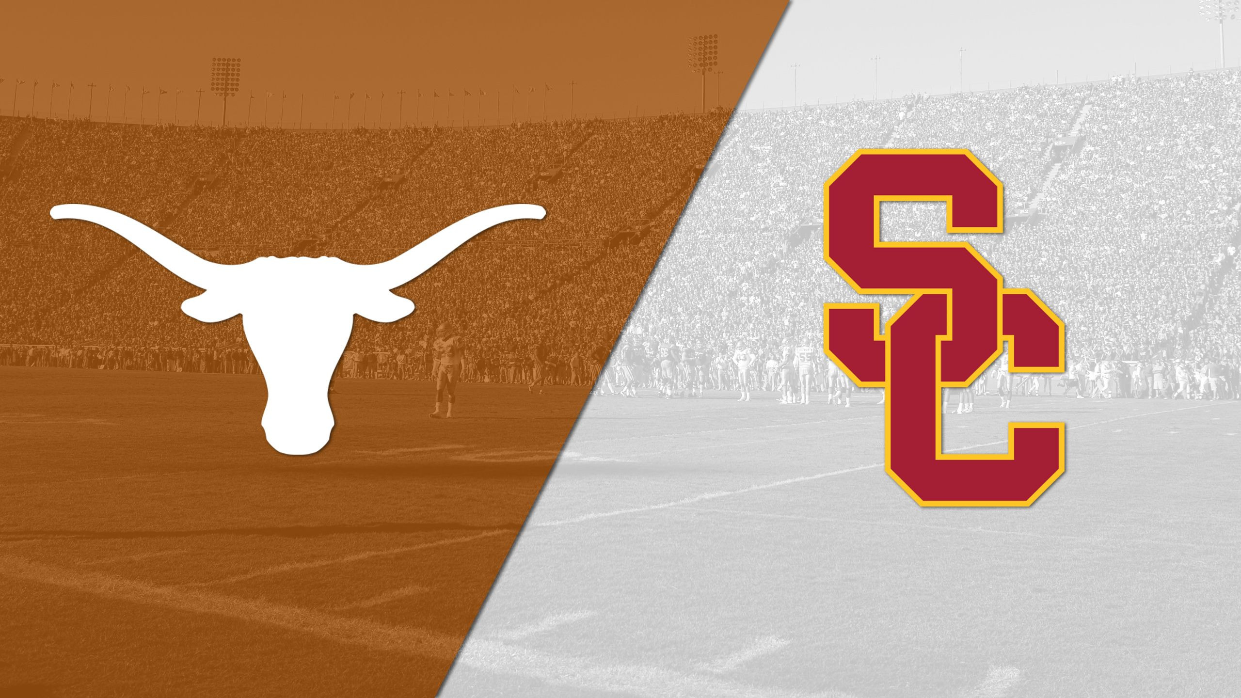 Texas vs. USC (Football) (re-air)