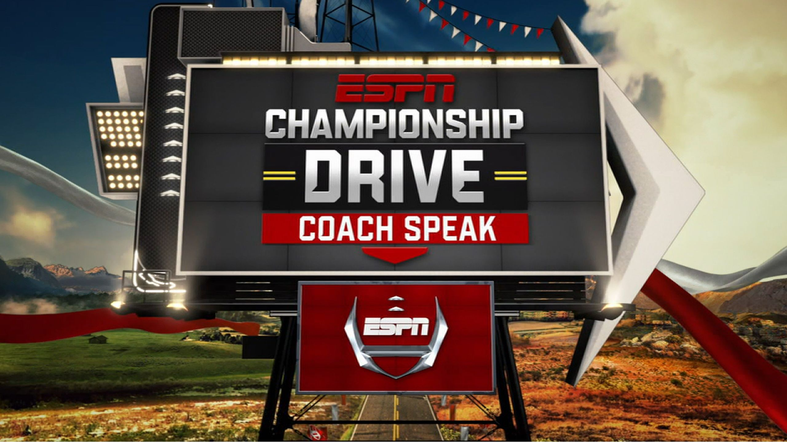 Championship Drive: Coach Speak Presented by Dr Pepper
