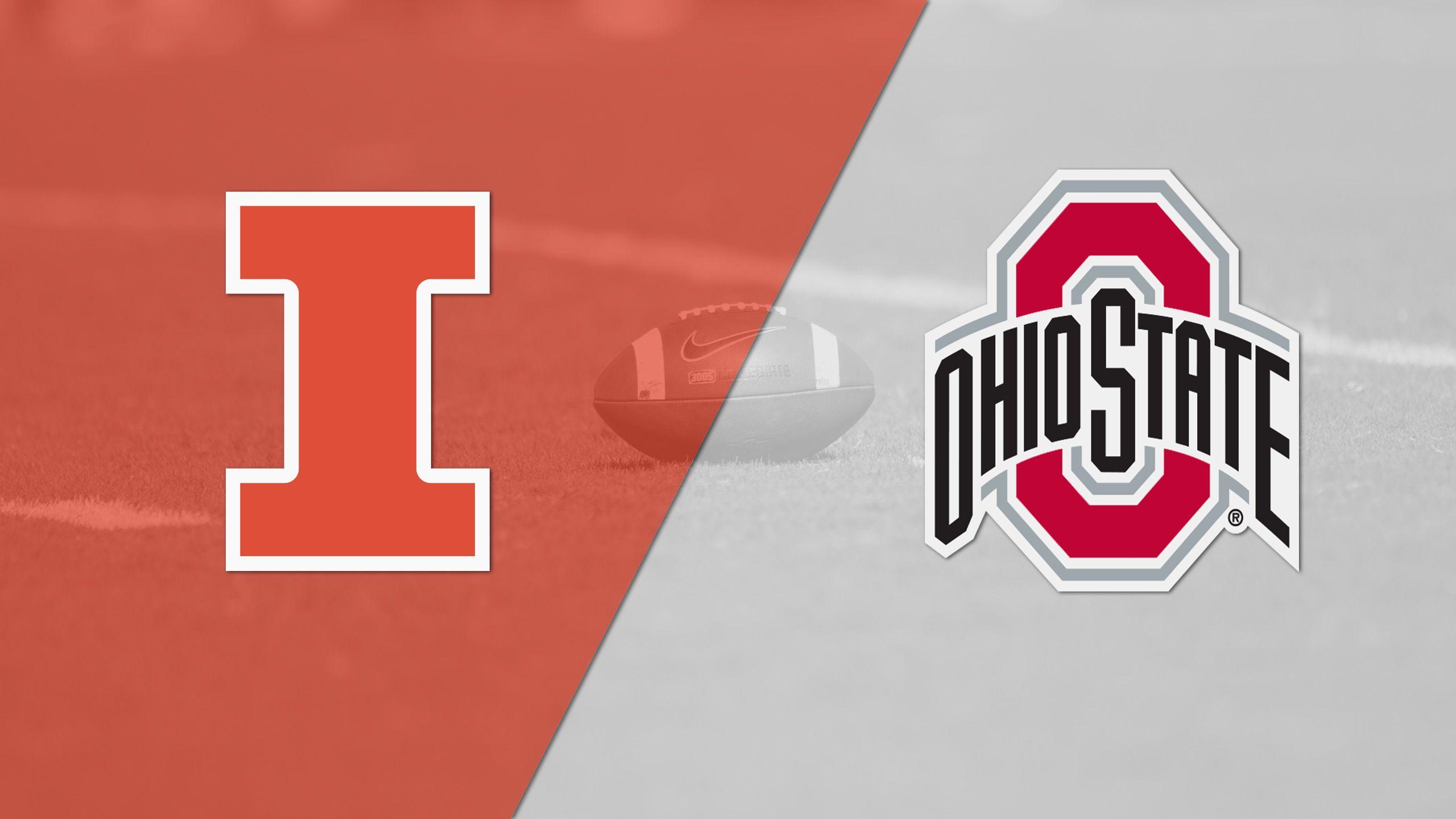 Illinois vs. #9 Ohio State (Football)