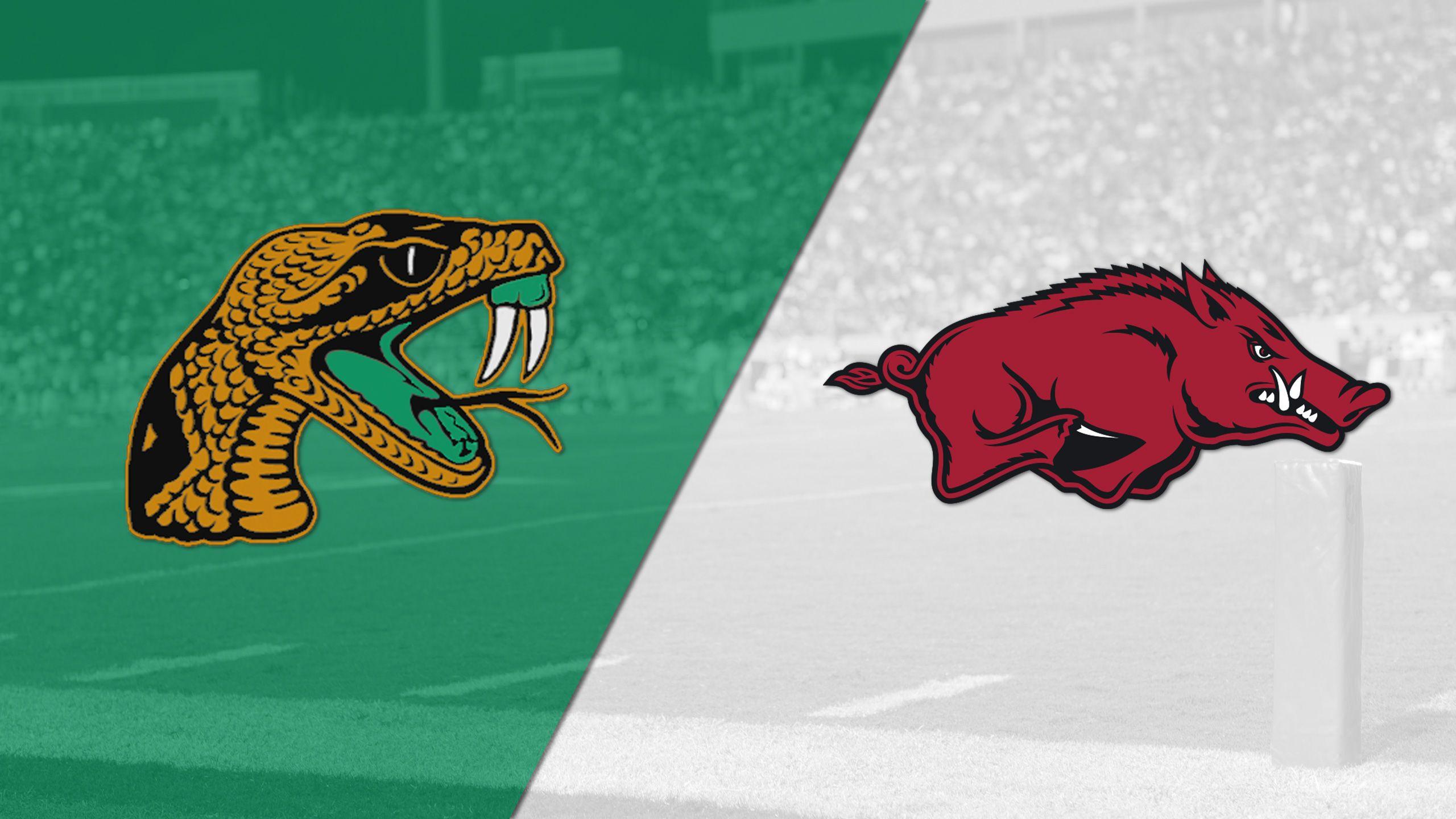 Florida A&M vs. Arkansas (Football)