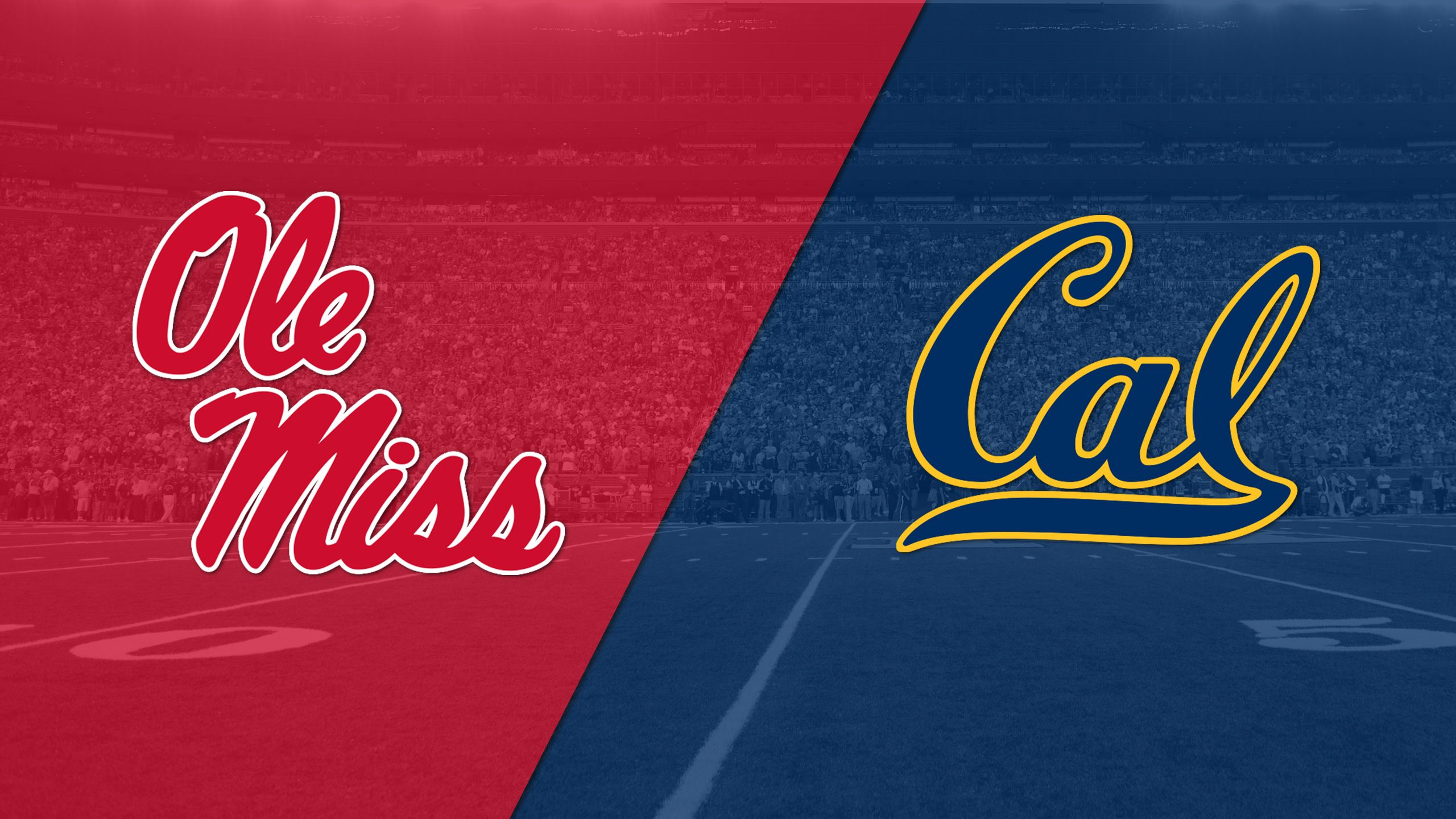 Ole Miss vs. California (Football) (re-air)