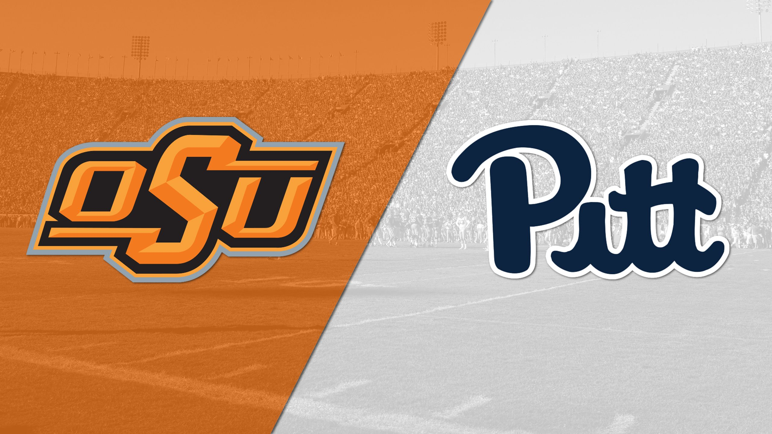 #9 Oklahoma State vs. Pittsburgh (Football) (re-air)