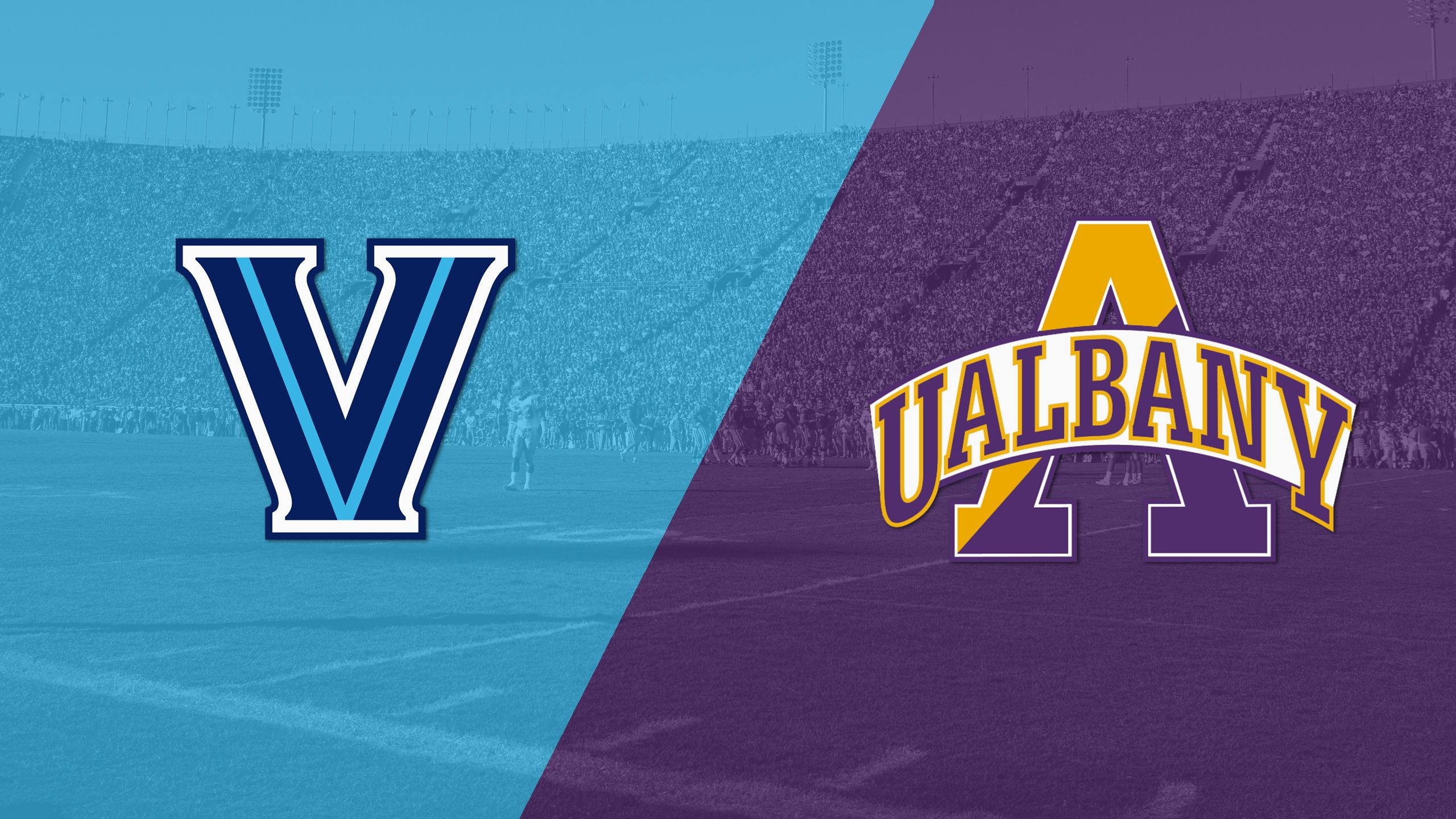 Villanova vs. Albany (Football)