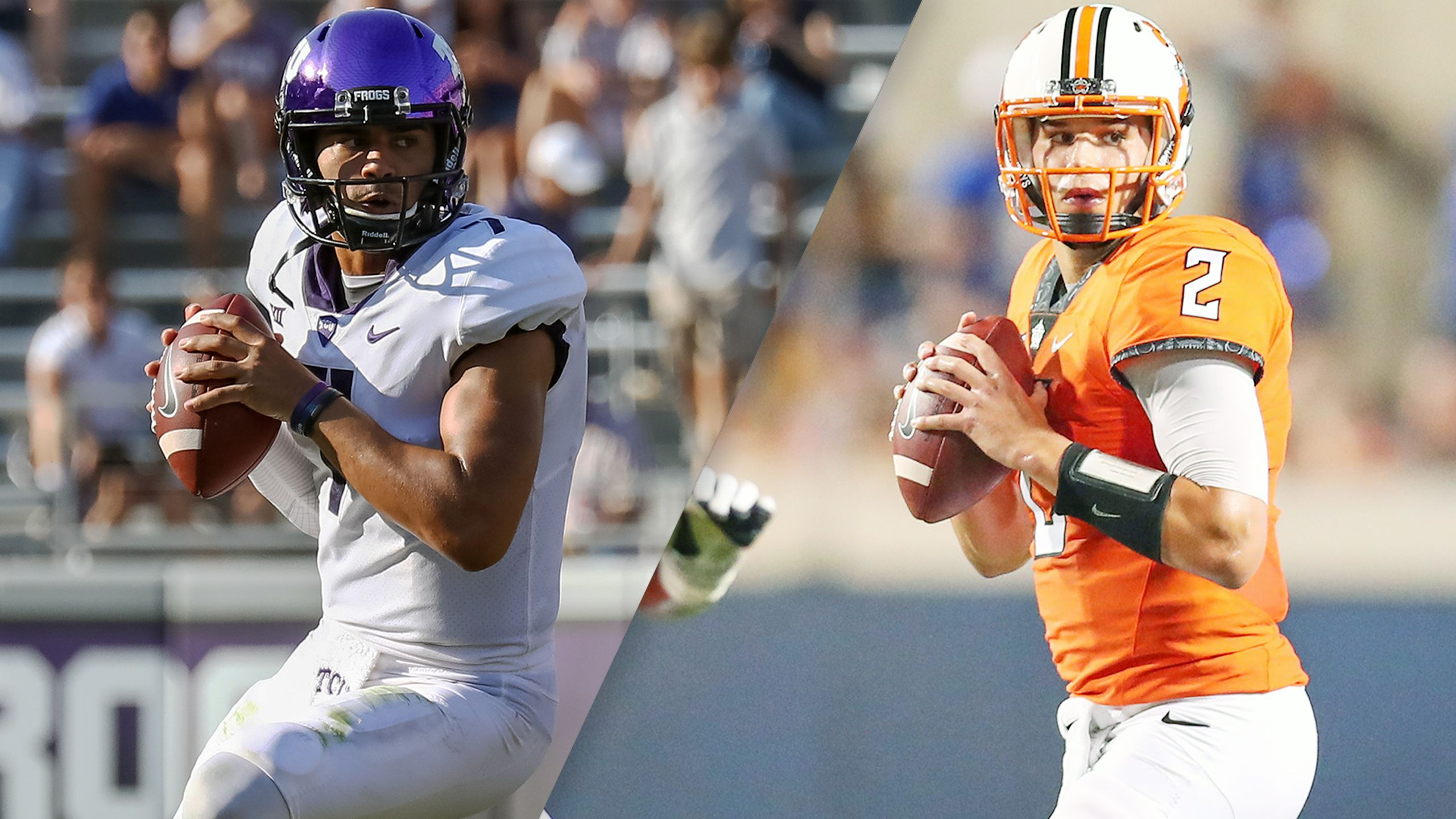 #16 TCU vs. #6 Oklahoma State (Football)