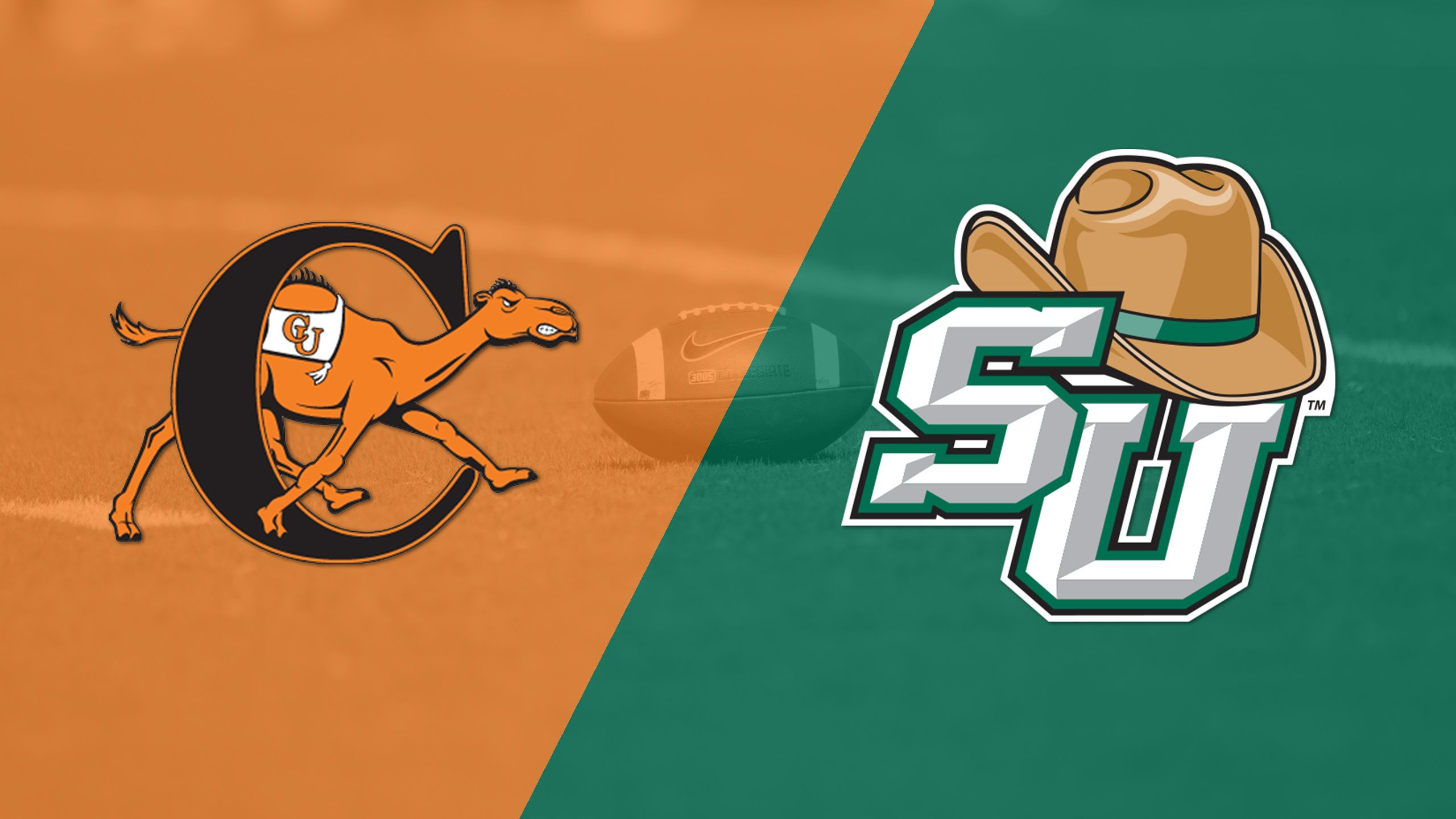 Campbell vs. Stetson (Football)