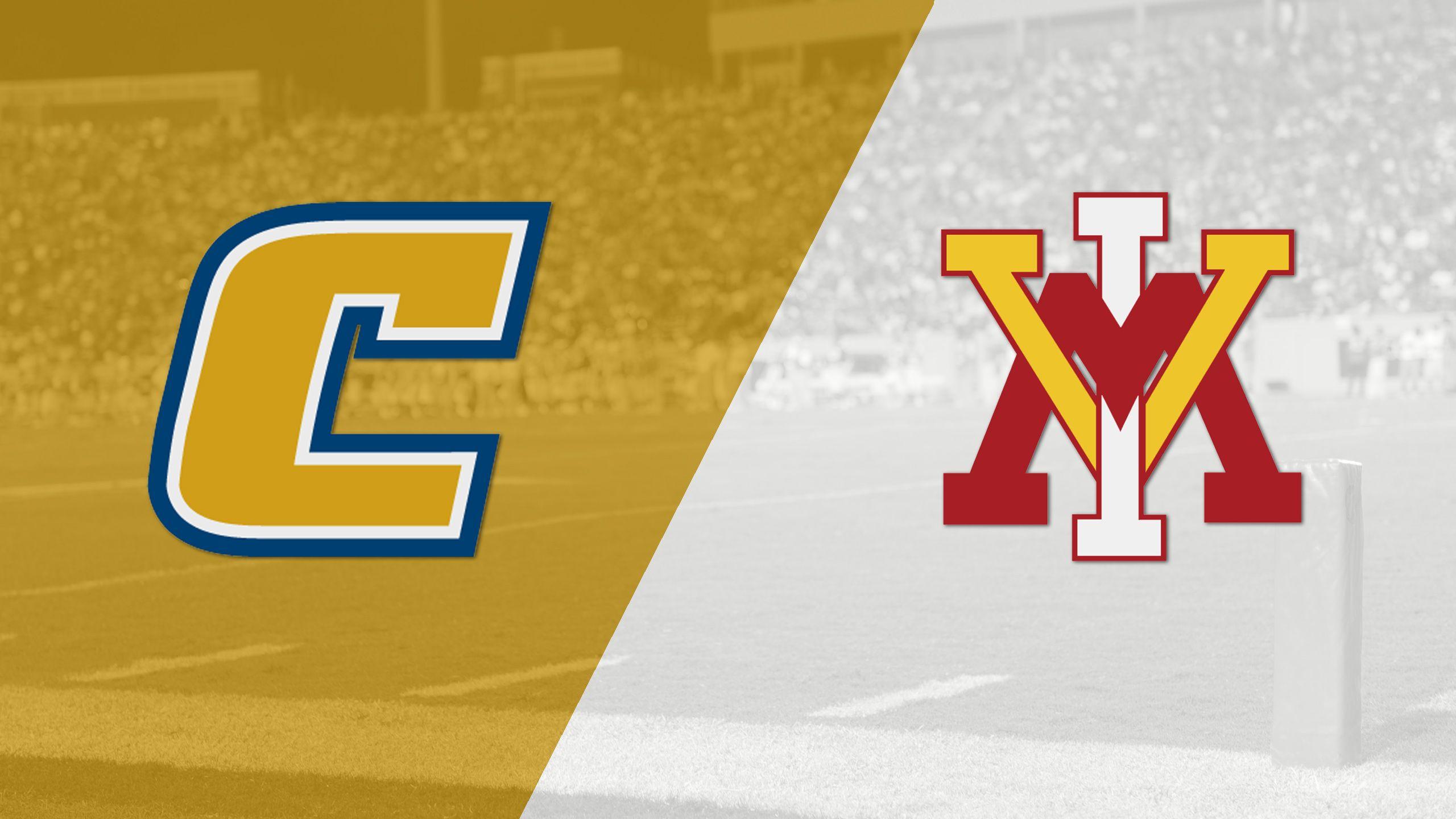 Chattanooga vs. VMI (Football)