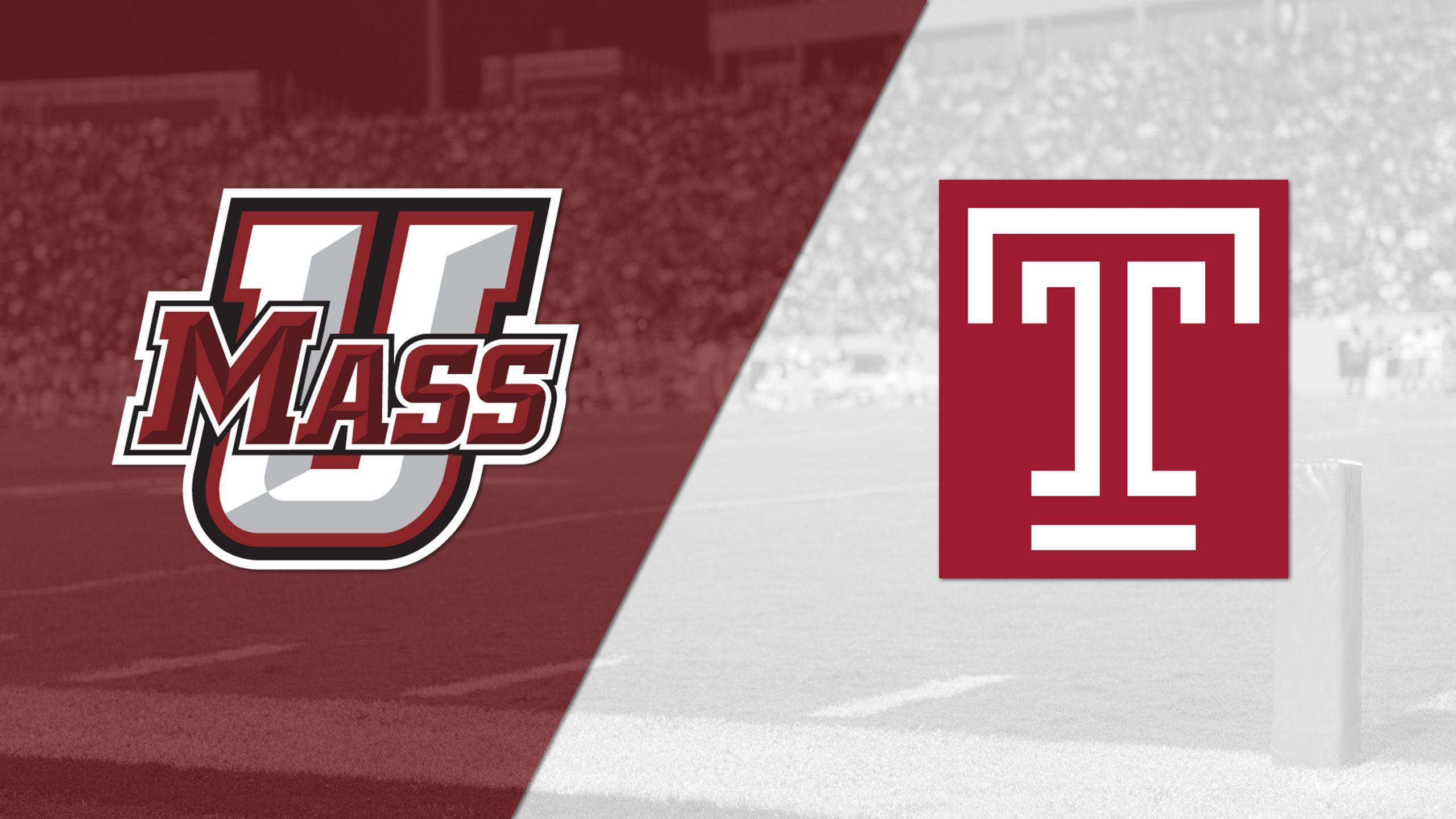 Massachusetts vs. Temple (Football)