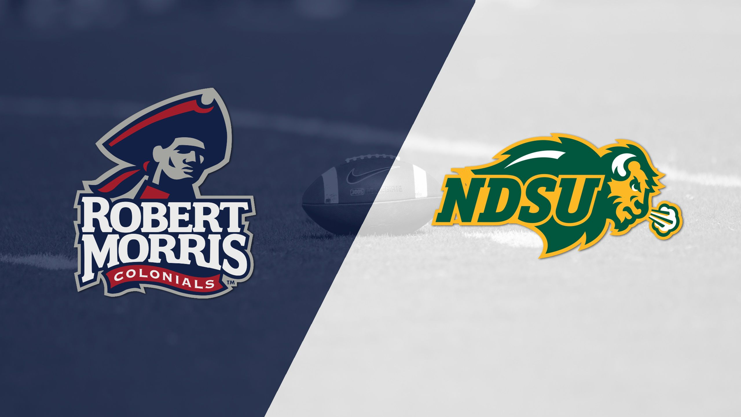 Robert Morris vs. North Dakota State (Football)