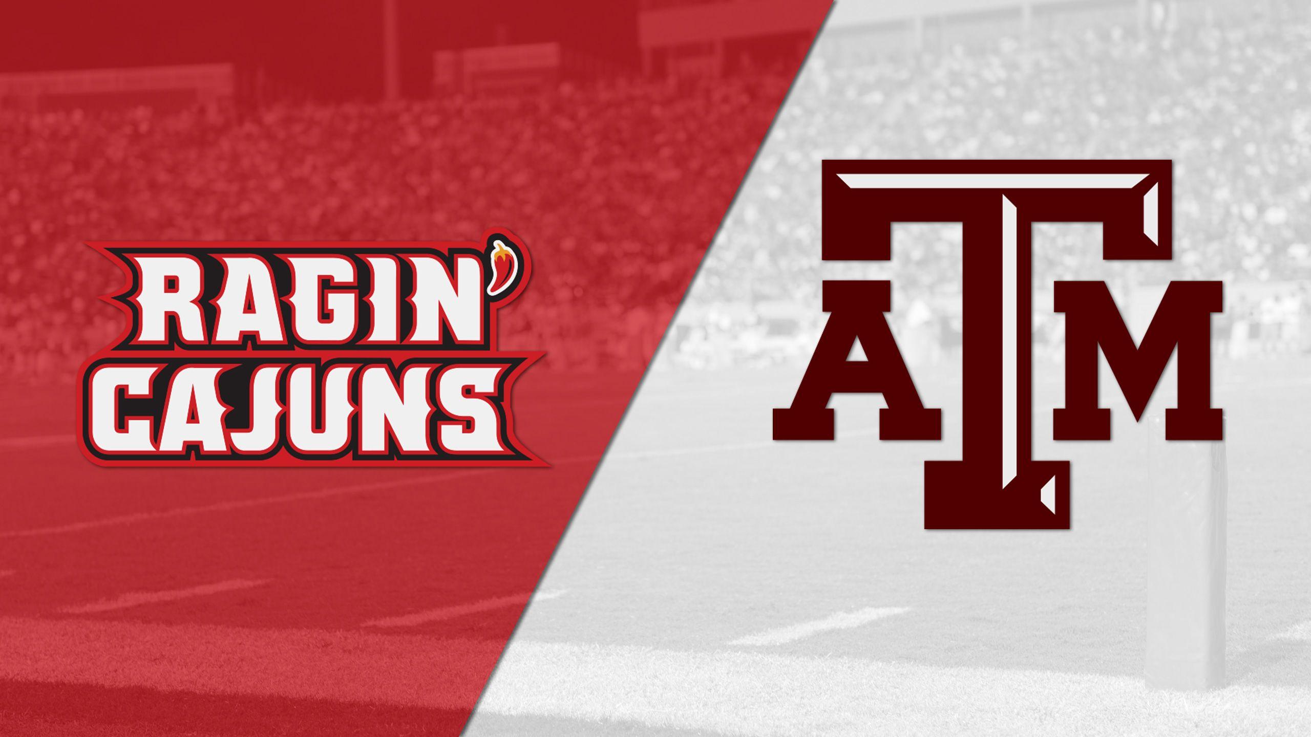 Louisiana vs. Texas A&M (Football)