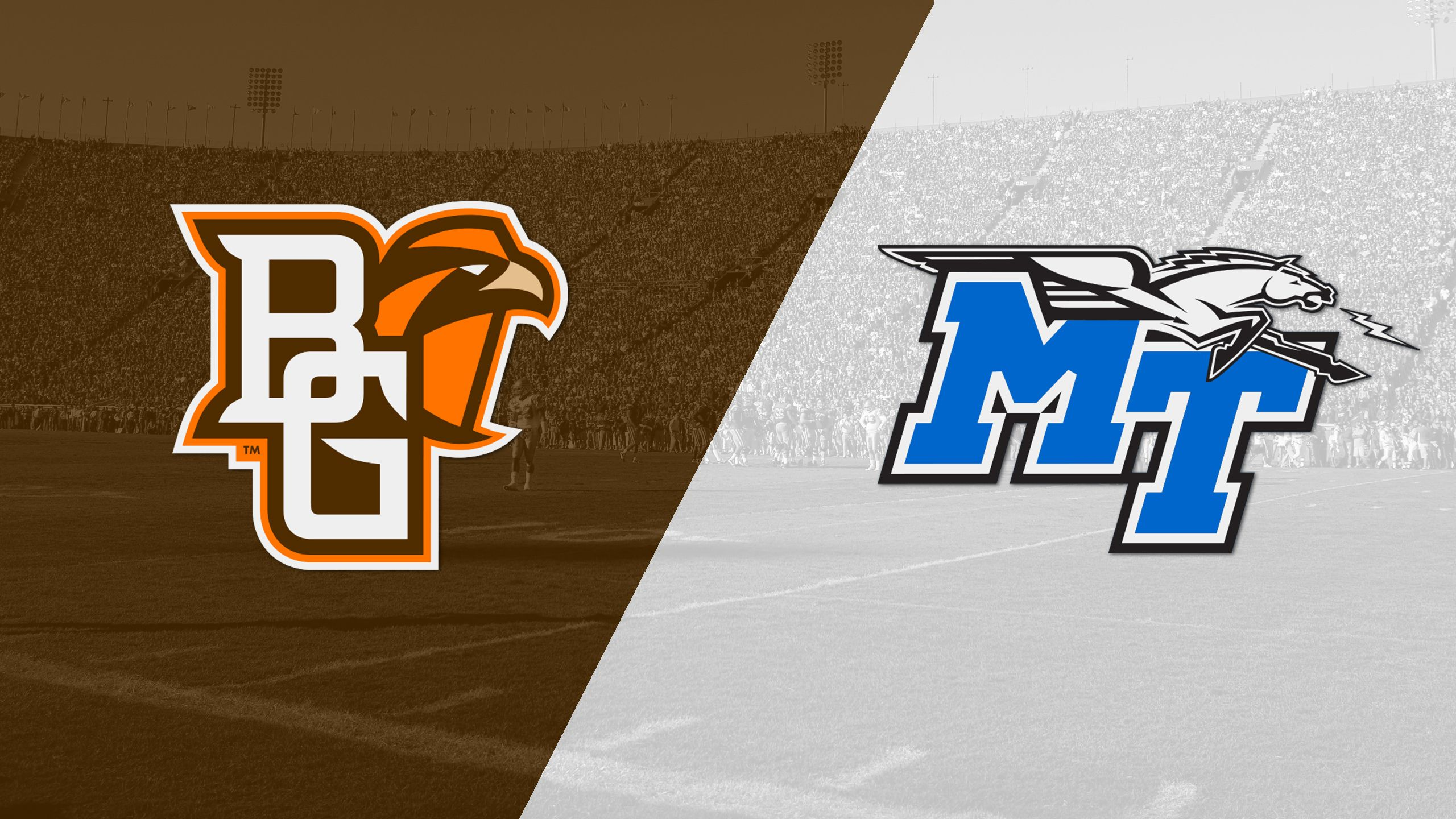 Bowling Green vs. Middle Tennessee (Football)