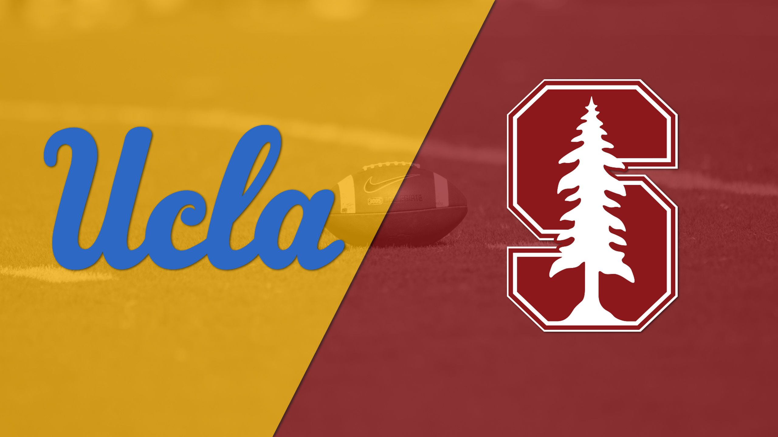 UCLA vs. Stanford (Football) (re-air)