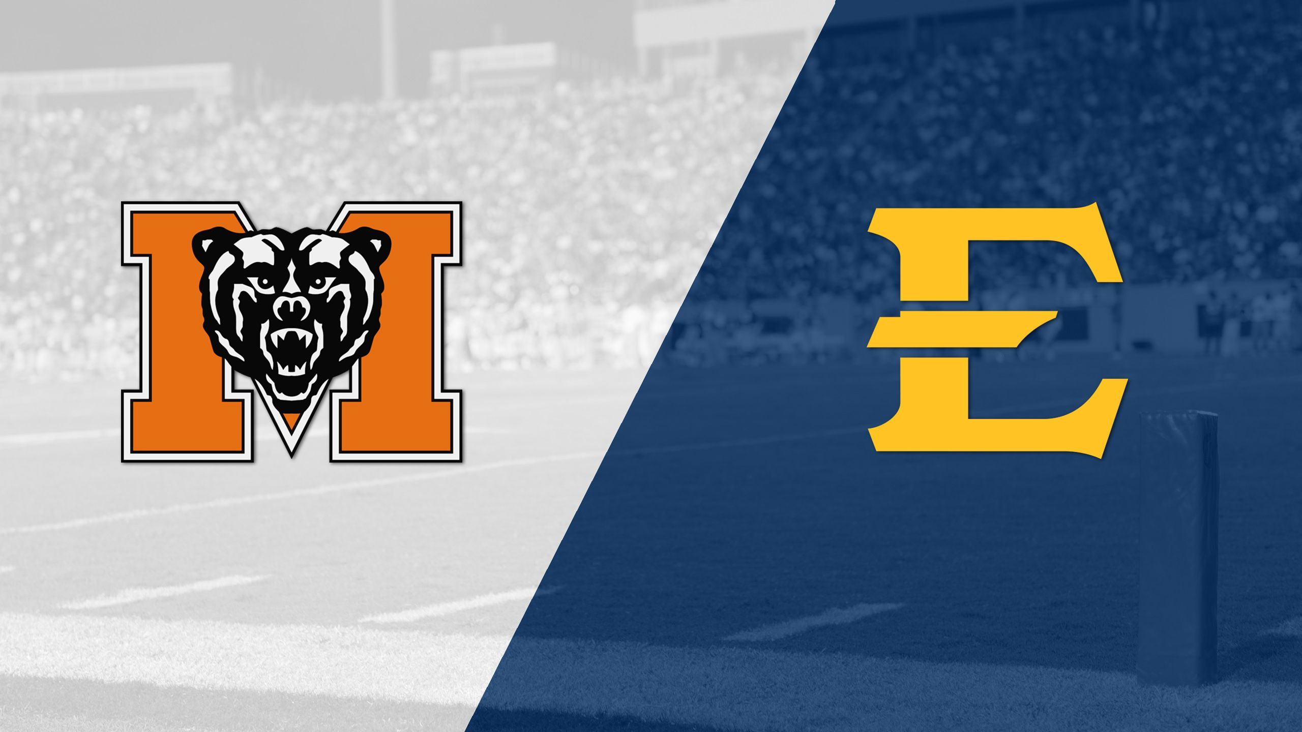 Mercer vs. East Tennessee State (Football)