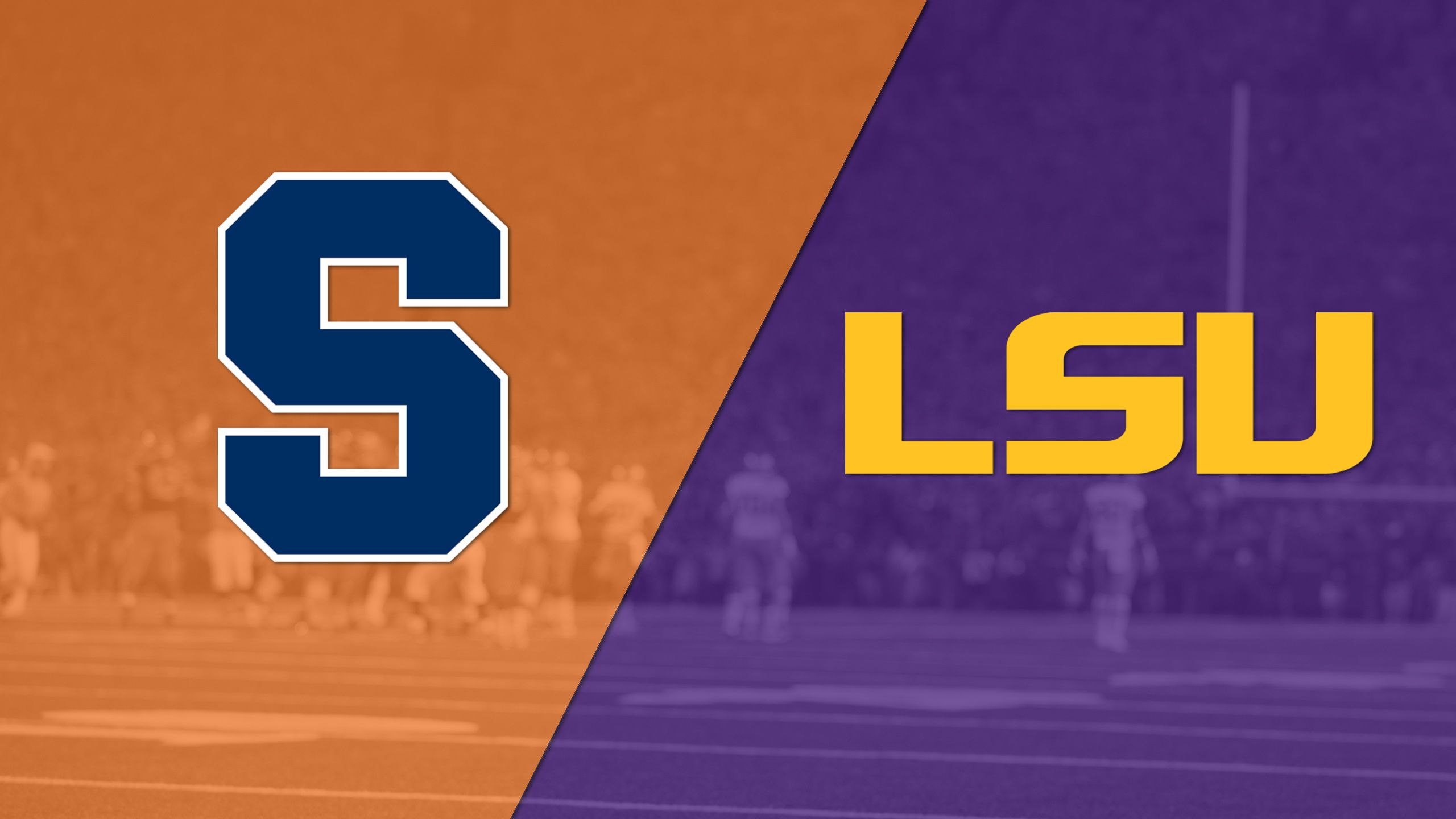 Syracuse vs. #25 LSU (Football) (re-air)