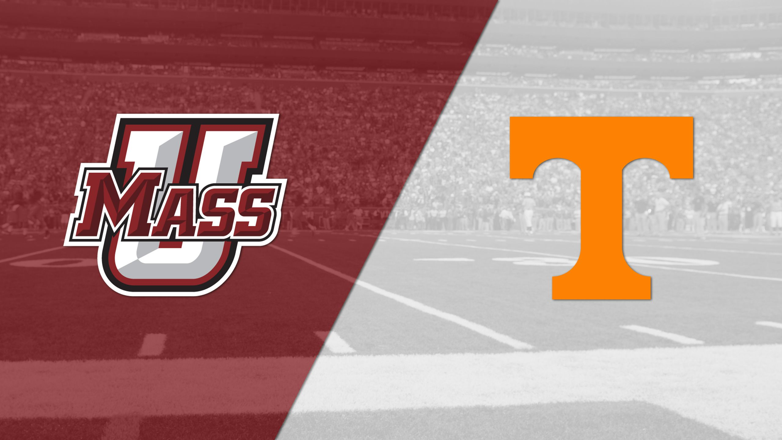 UMass vs. Tennessee (Football) (re-air)