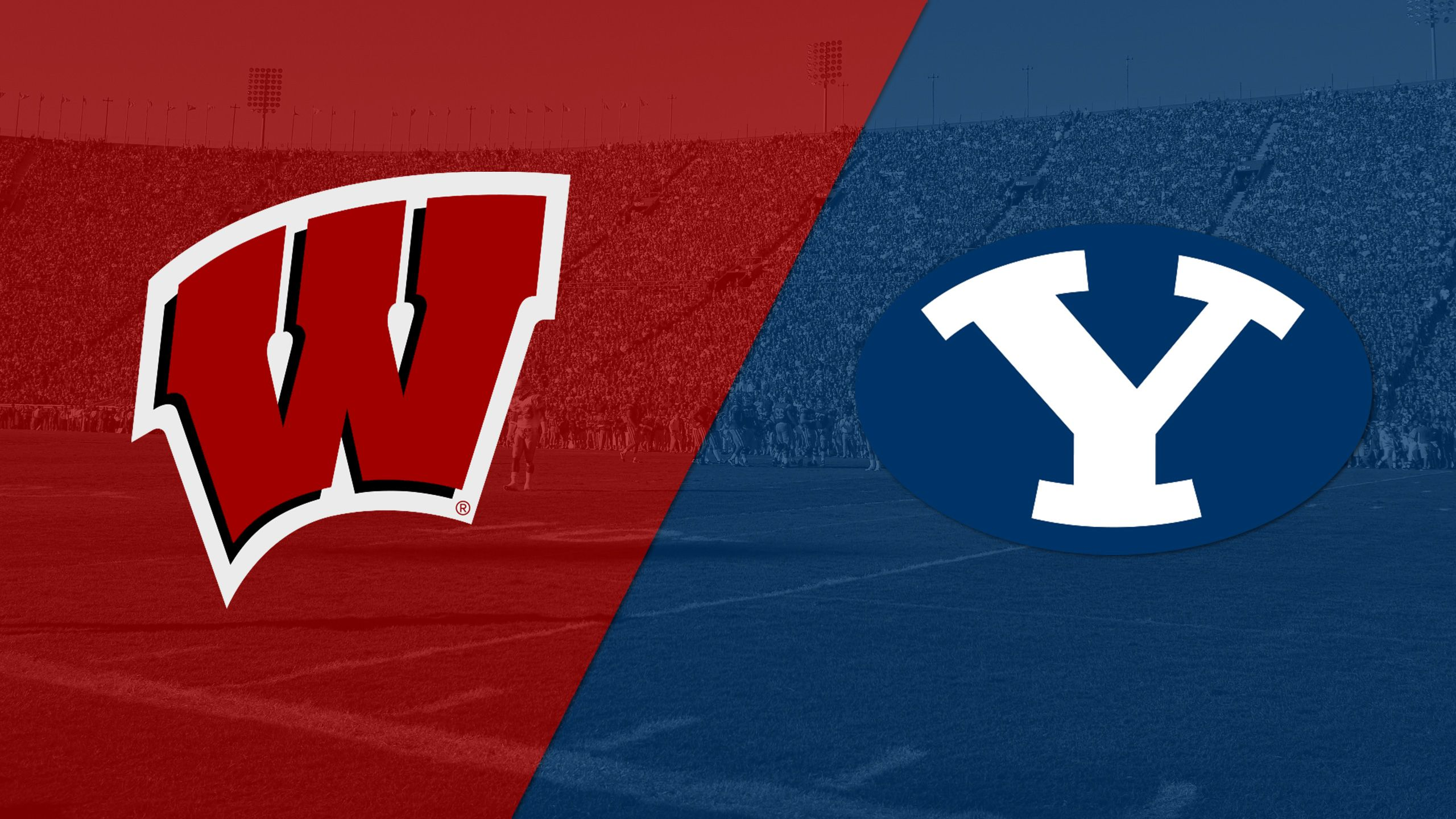 #10 Wisconsin vs. BYU (Football) (re-air)