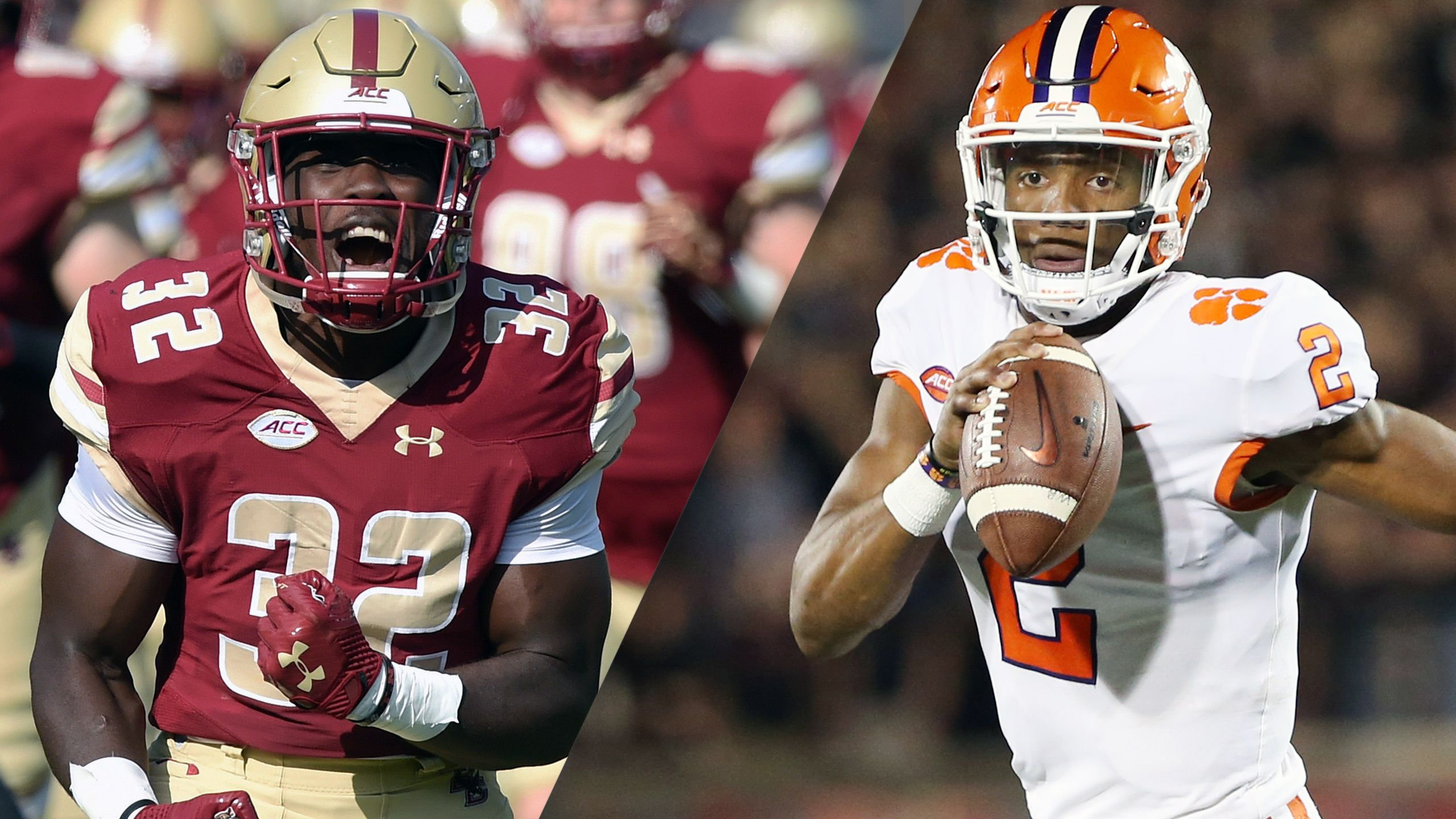 Boston College vs. #2 Clemson (Football)
