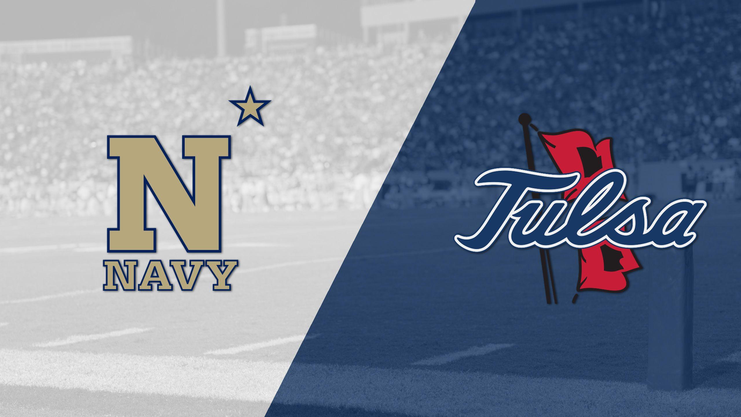 Navy vs. Tulsa (Football)