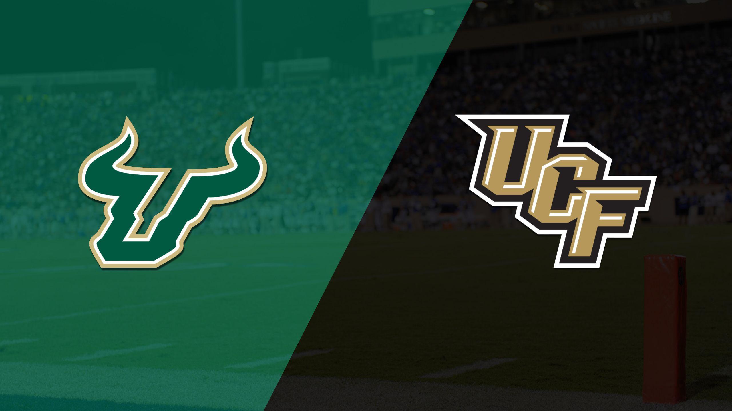 South Florida vs. #15 UCF (Football)