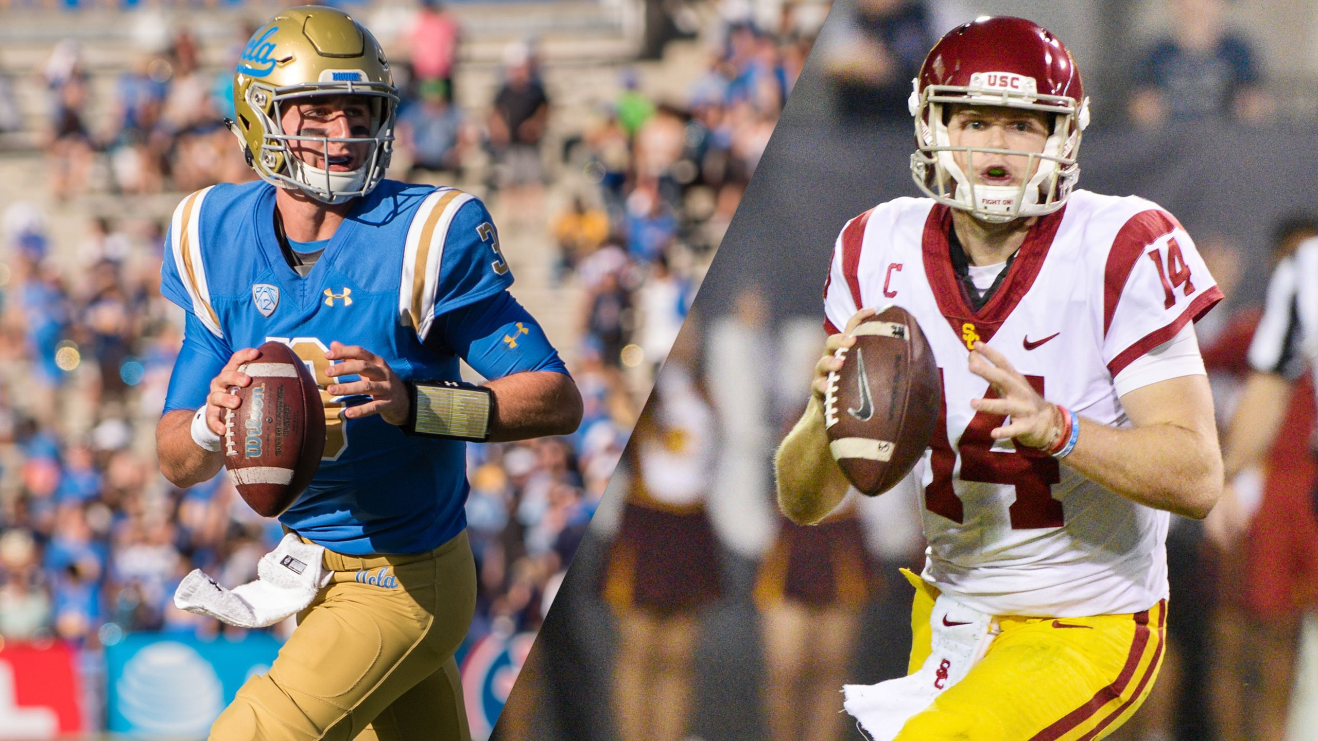UCLA vs. #11 USC (Football)