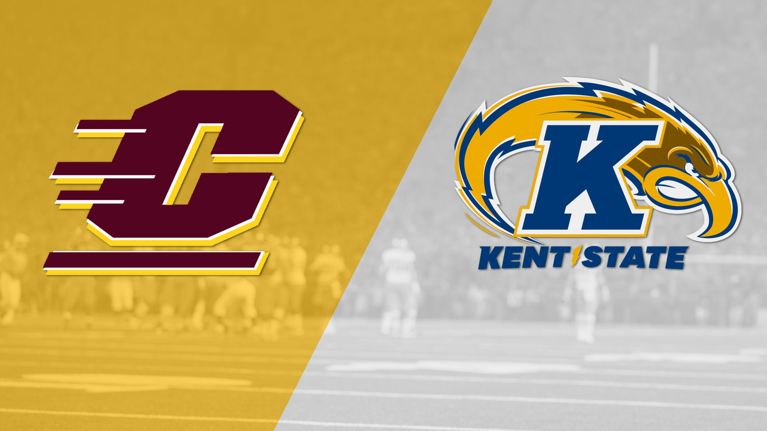 Central Michigan vs. Kent State (Football)