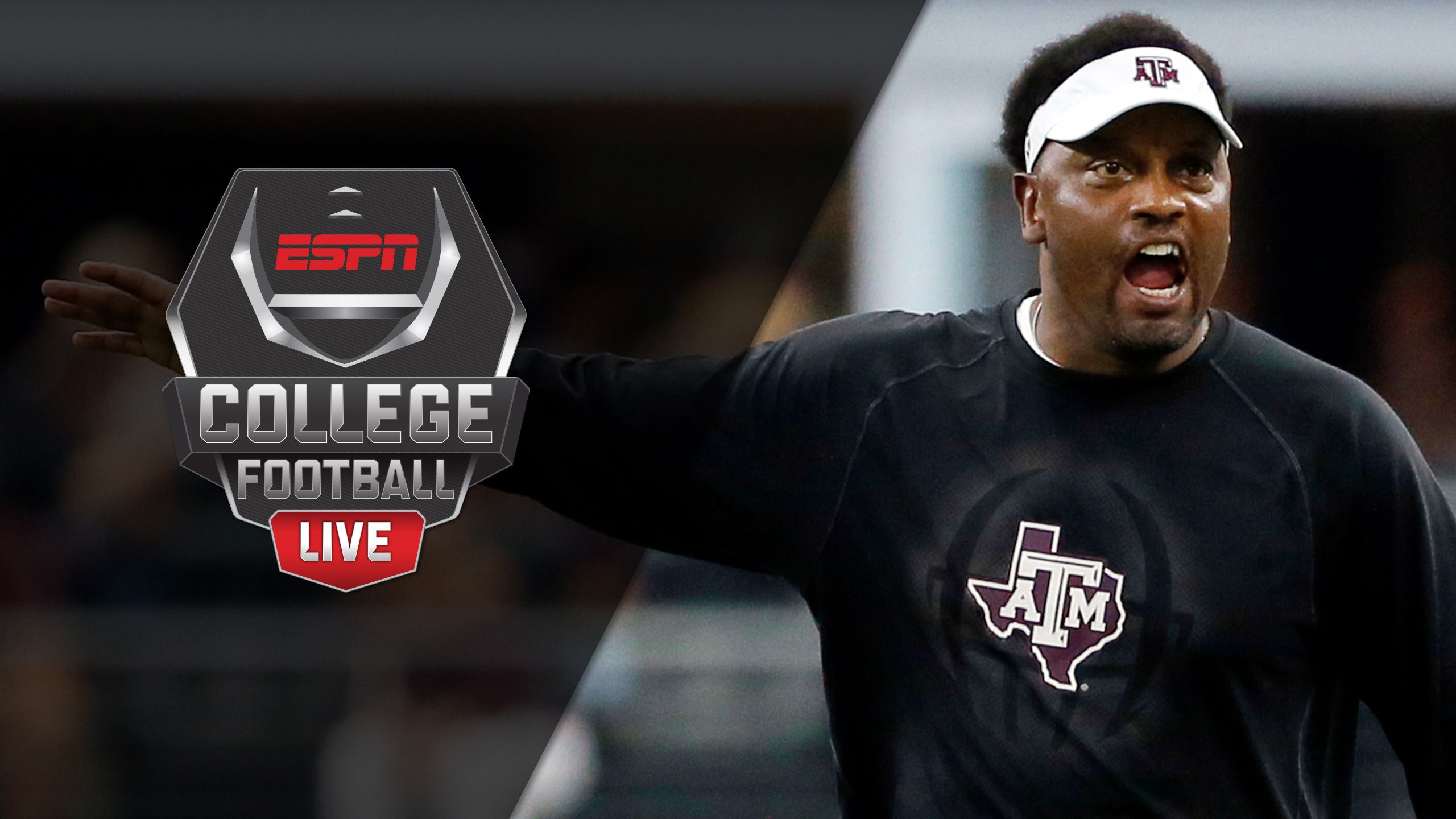 Wed, 11/22 - College Football Live