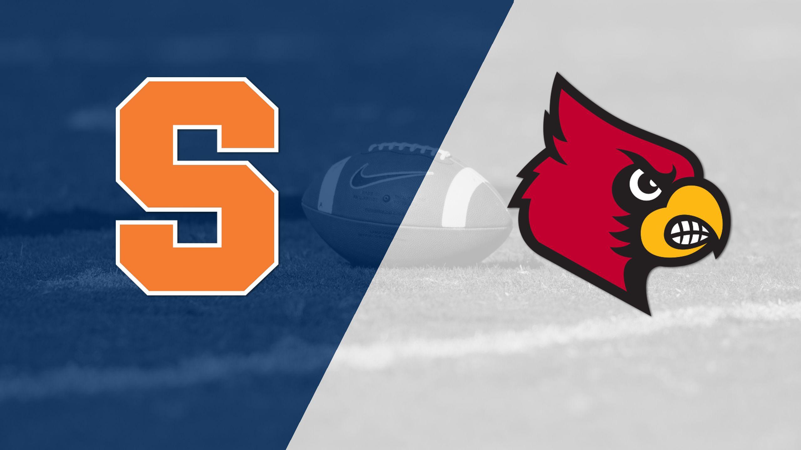 Syracuse vs. Louisville (Football)