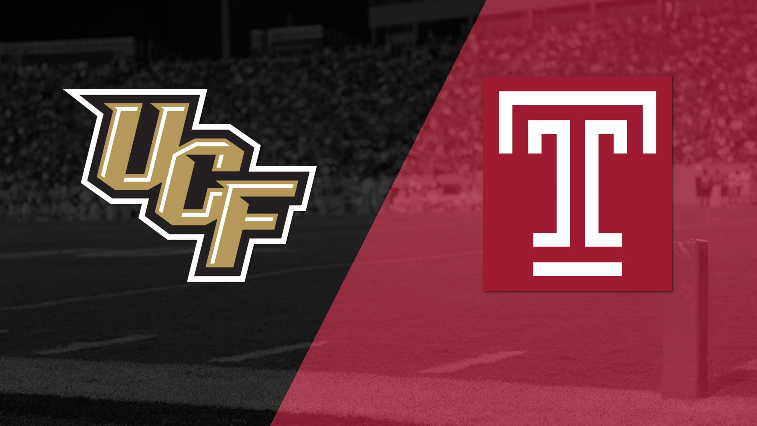 #15 UCF vs. Temple (Football)