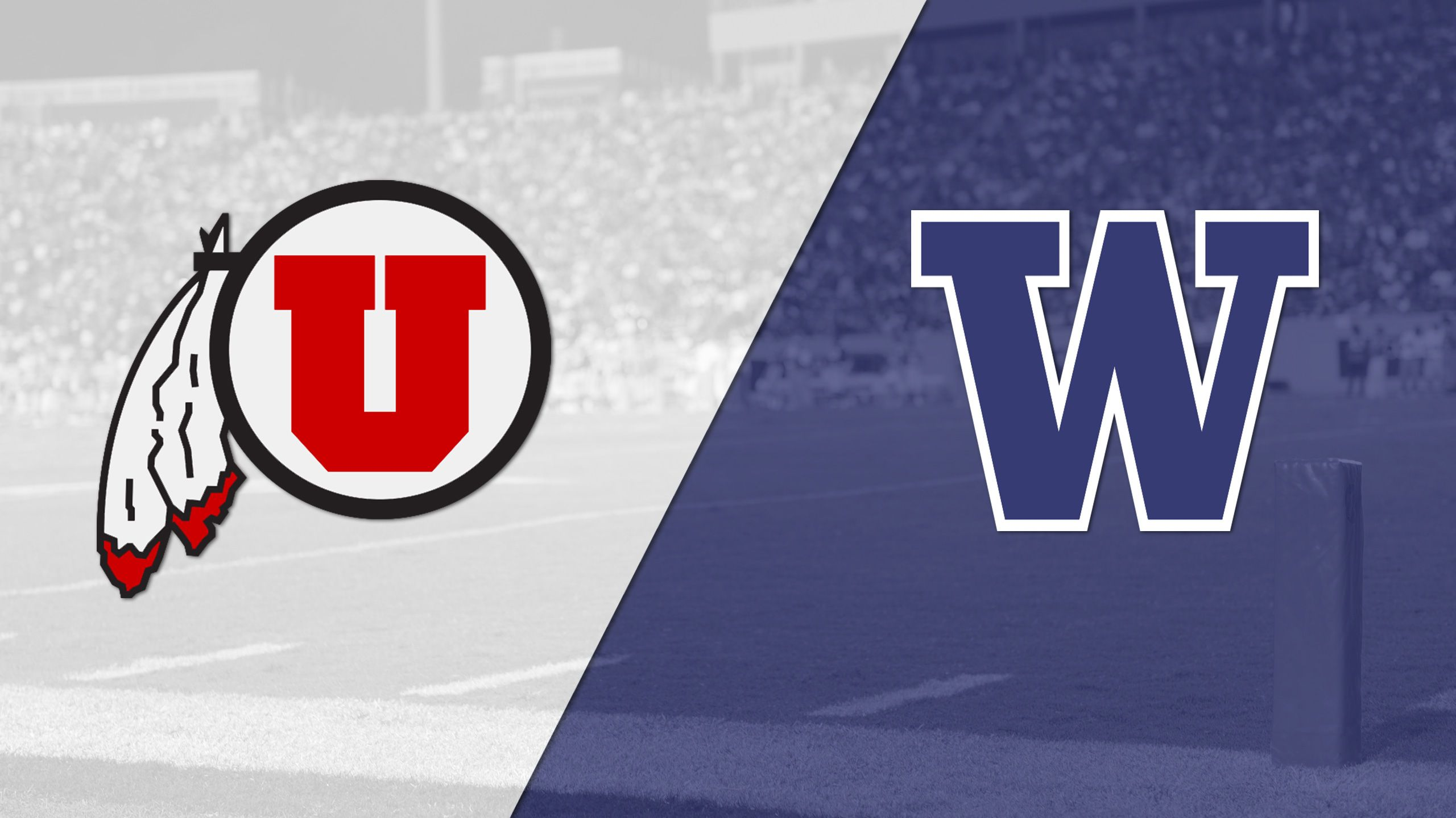Utah vs. #18 Washington (Football) (re-air)