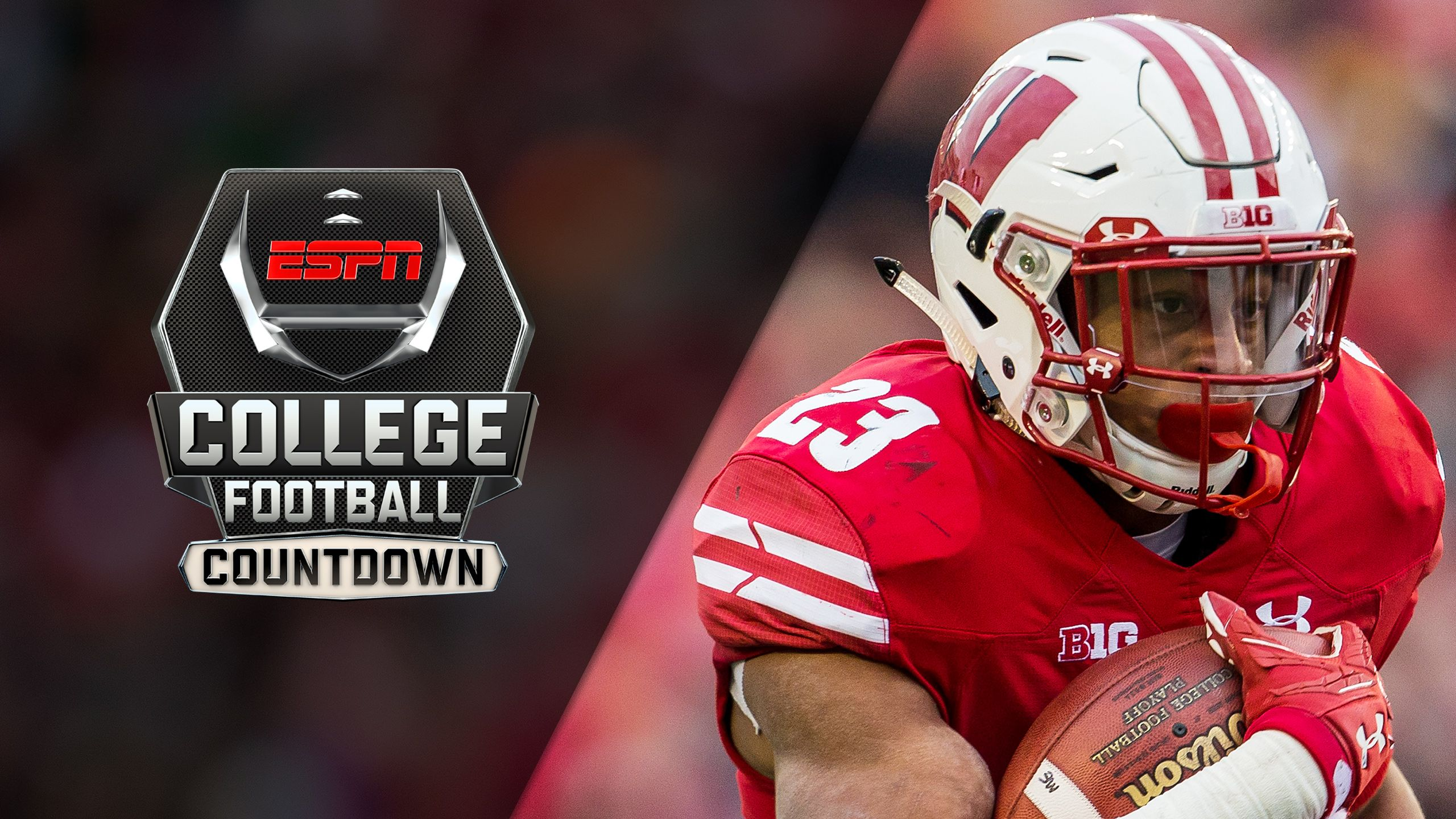Thu, 11/16 - College Football Countdown Presented by Papa John's