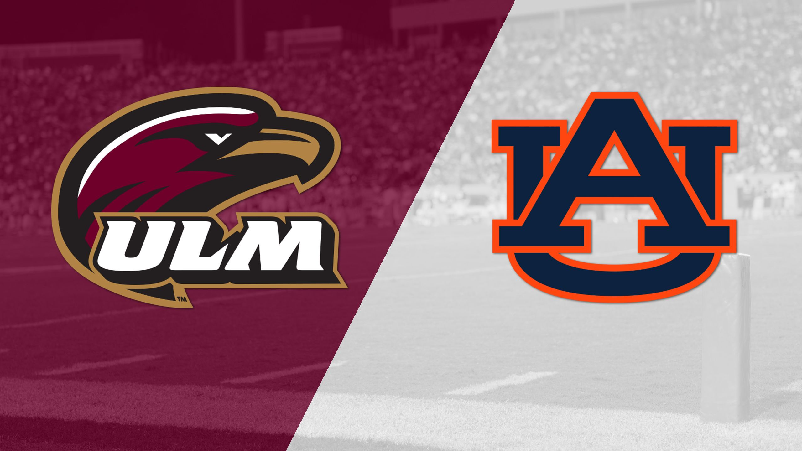 Louisiana-Monroe vs. #6 Auburn (Football)