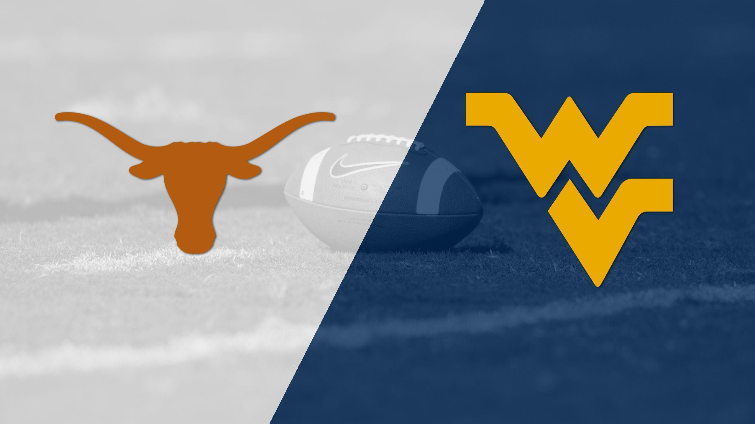 Texas Football Statcast