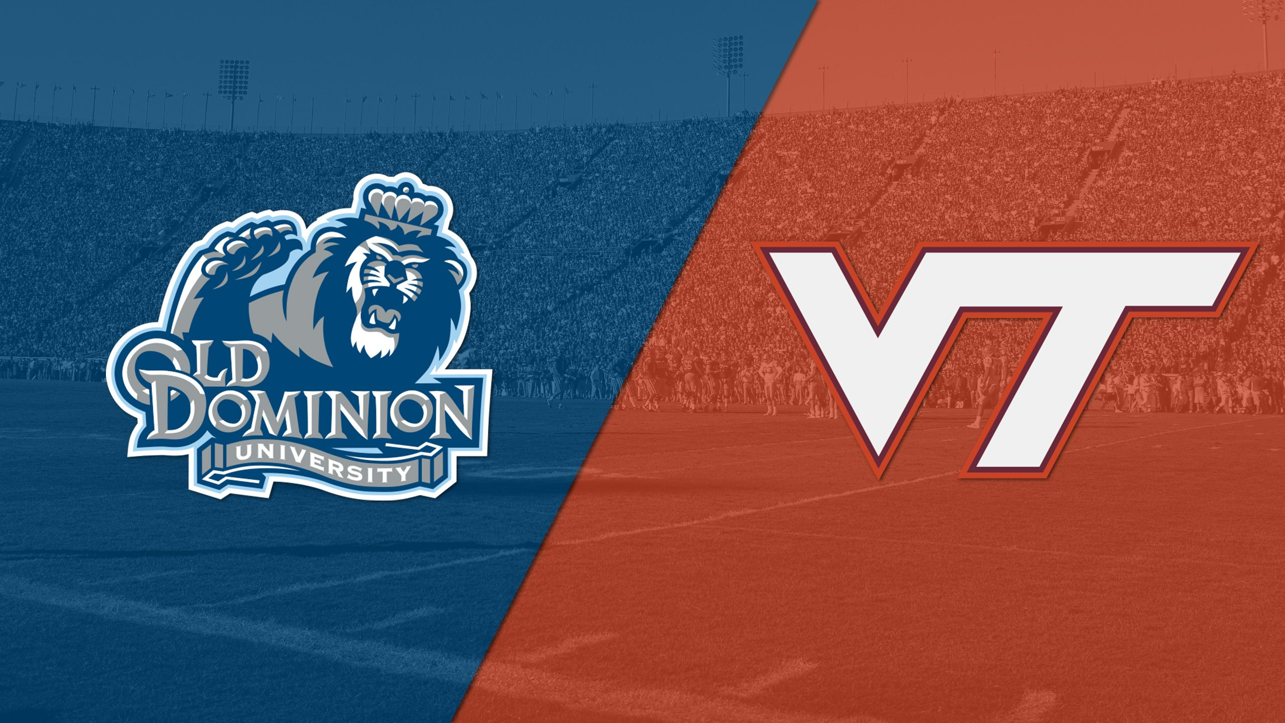 Old Dominion vs. #13 Virginia Tech (Football)