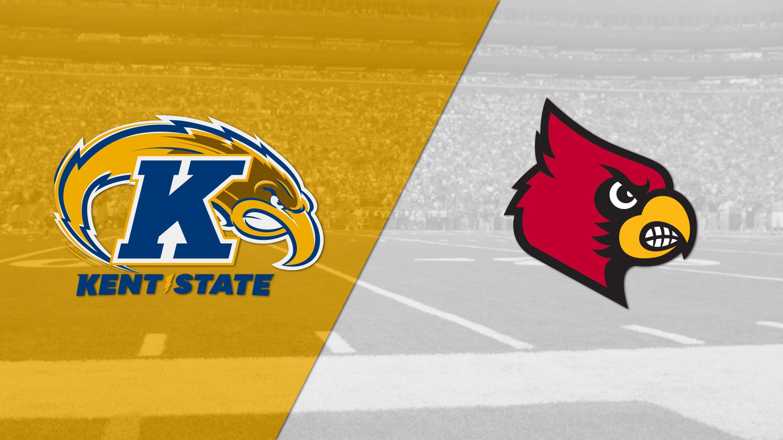 Kent State vs. #19 Louisville (Football)