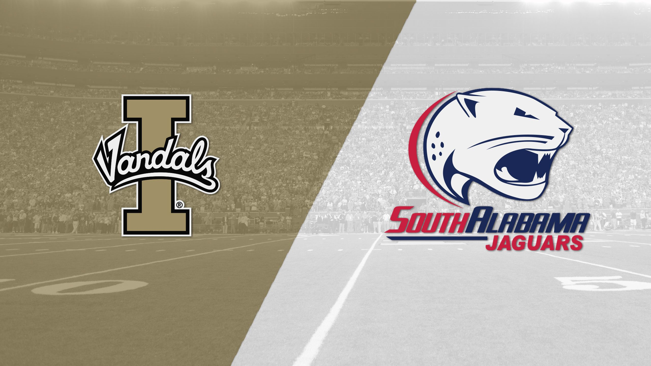 Idaho vs. South Alabama (Football)