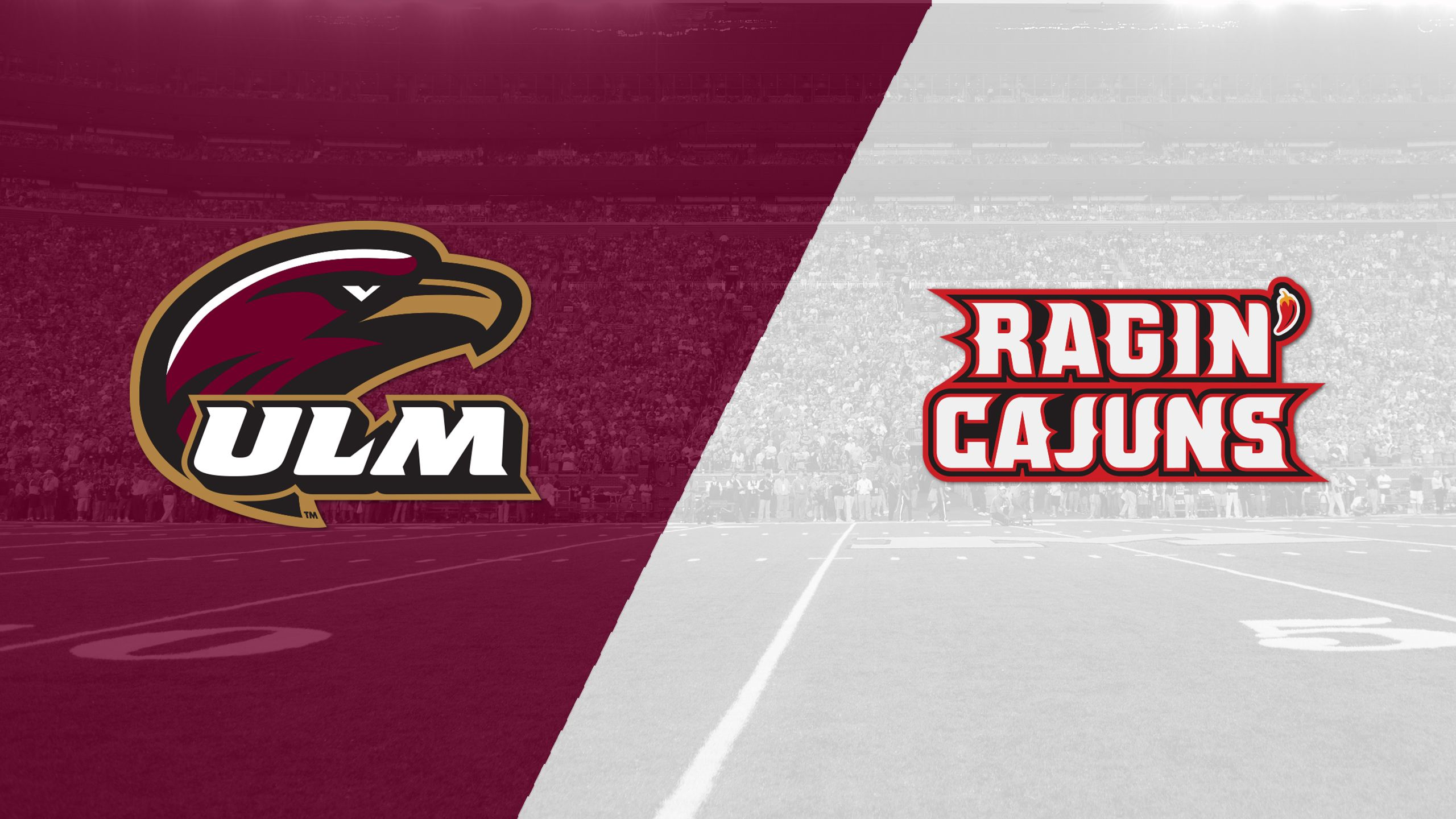 Louisiana-Monroe vs. Louisiana (Football)