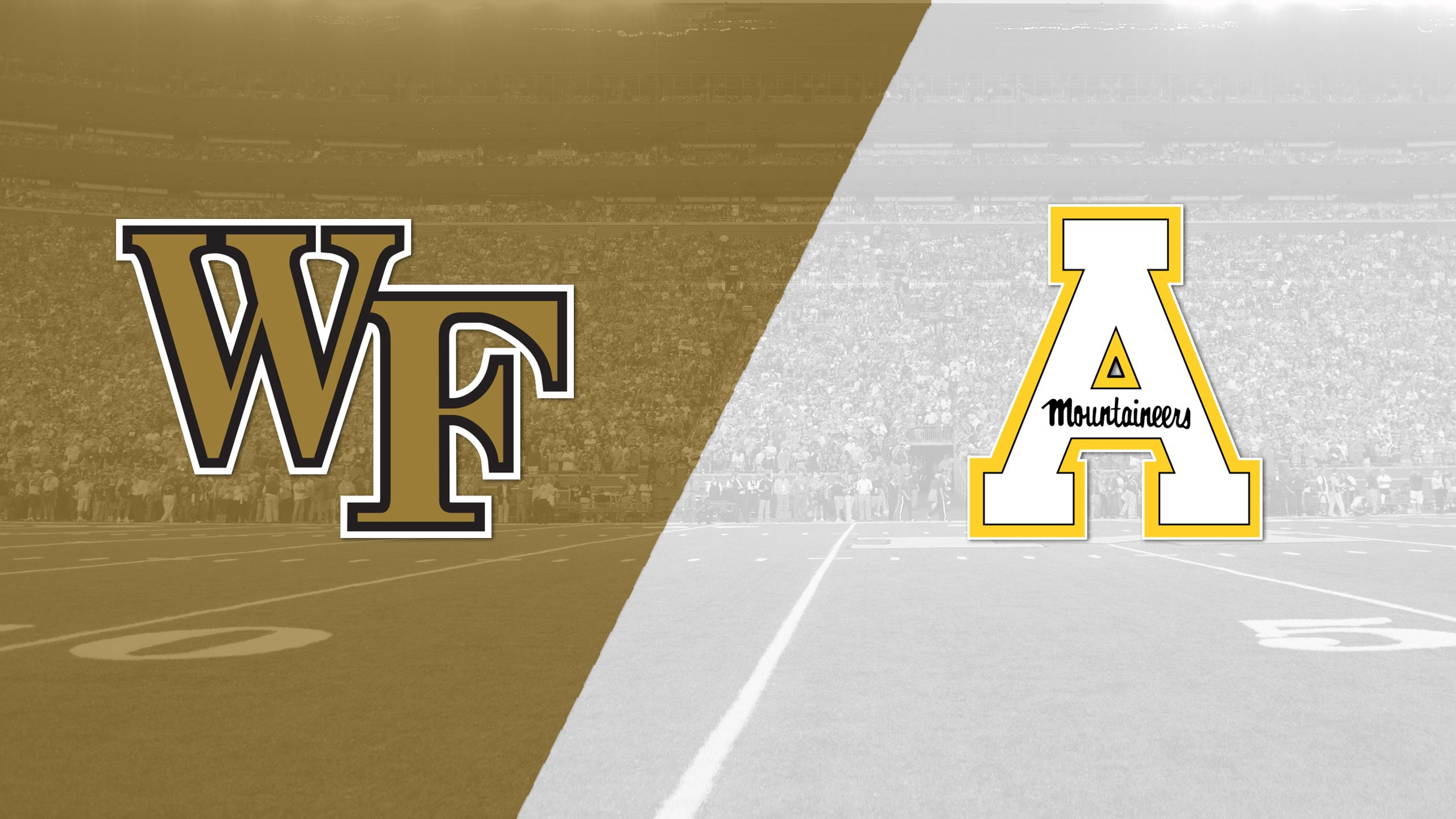 Wake Forest vs. Appalachian State (Football)