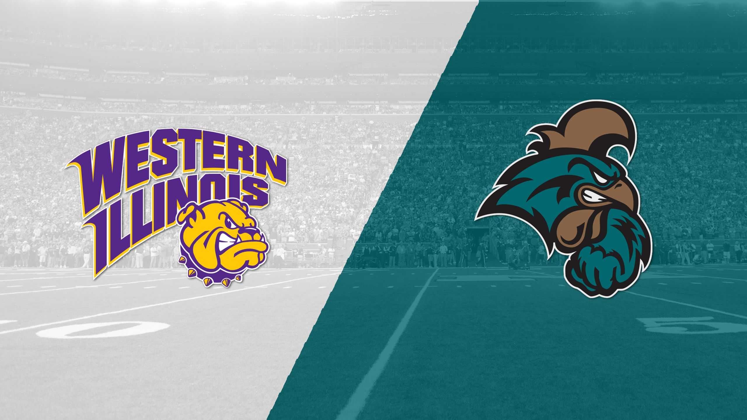 Western Illinois vs. Coastal Carolina (Football)