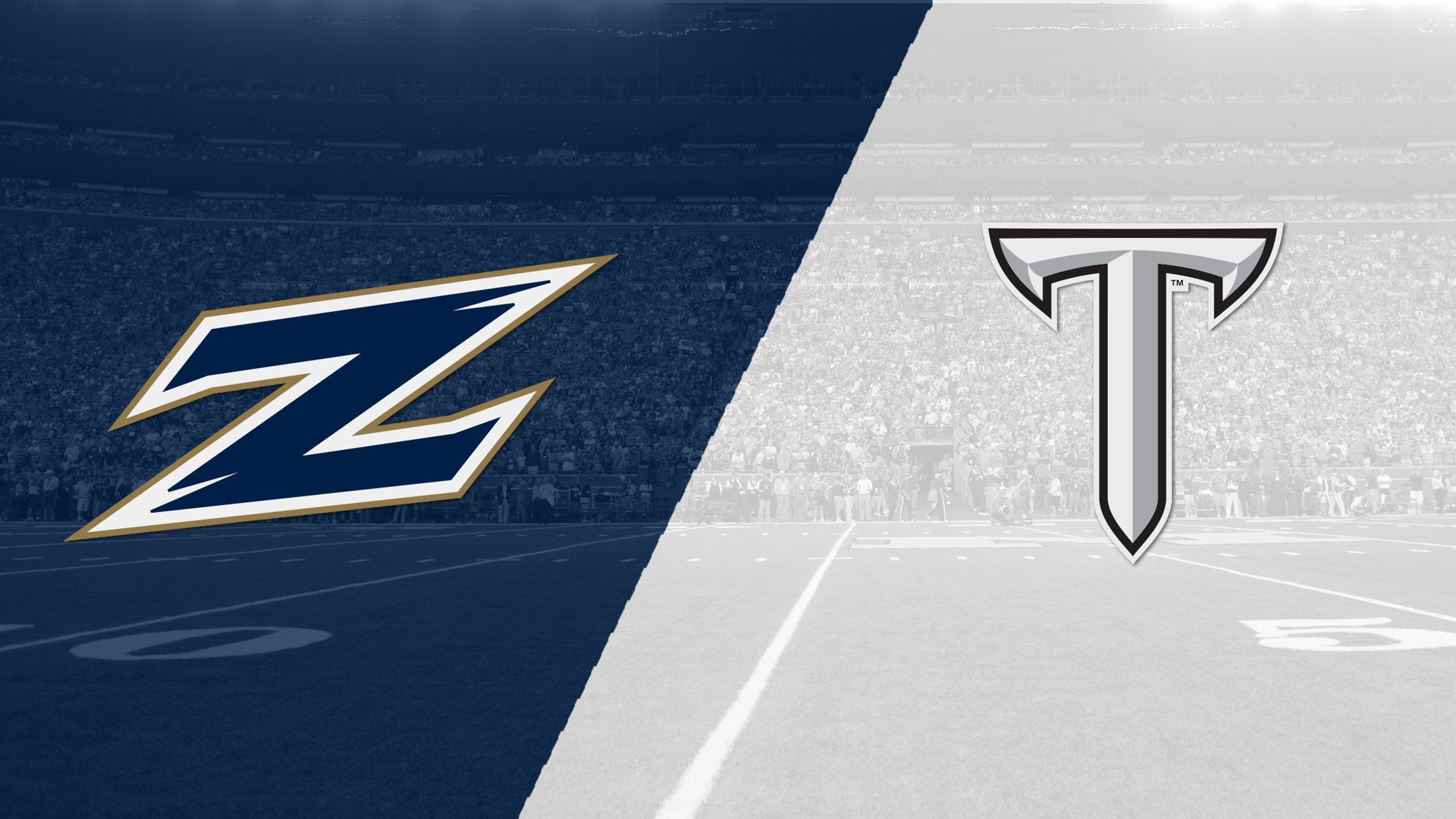 Akron vs. Troy (Football)