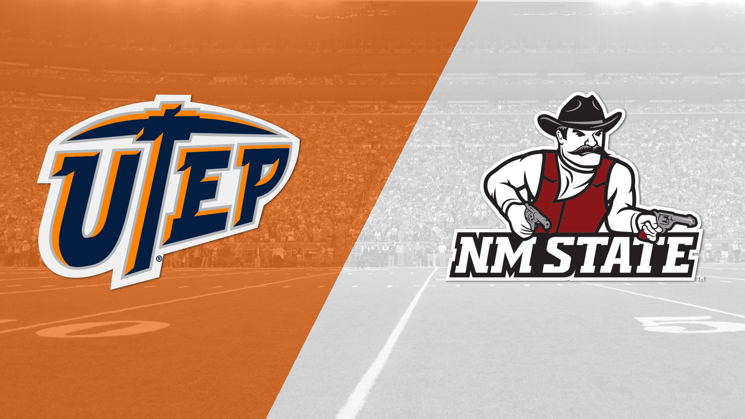 UTEP vs. New Mexico State (Football)