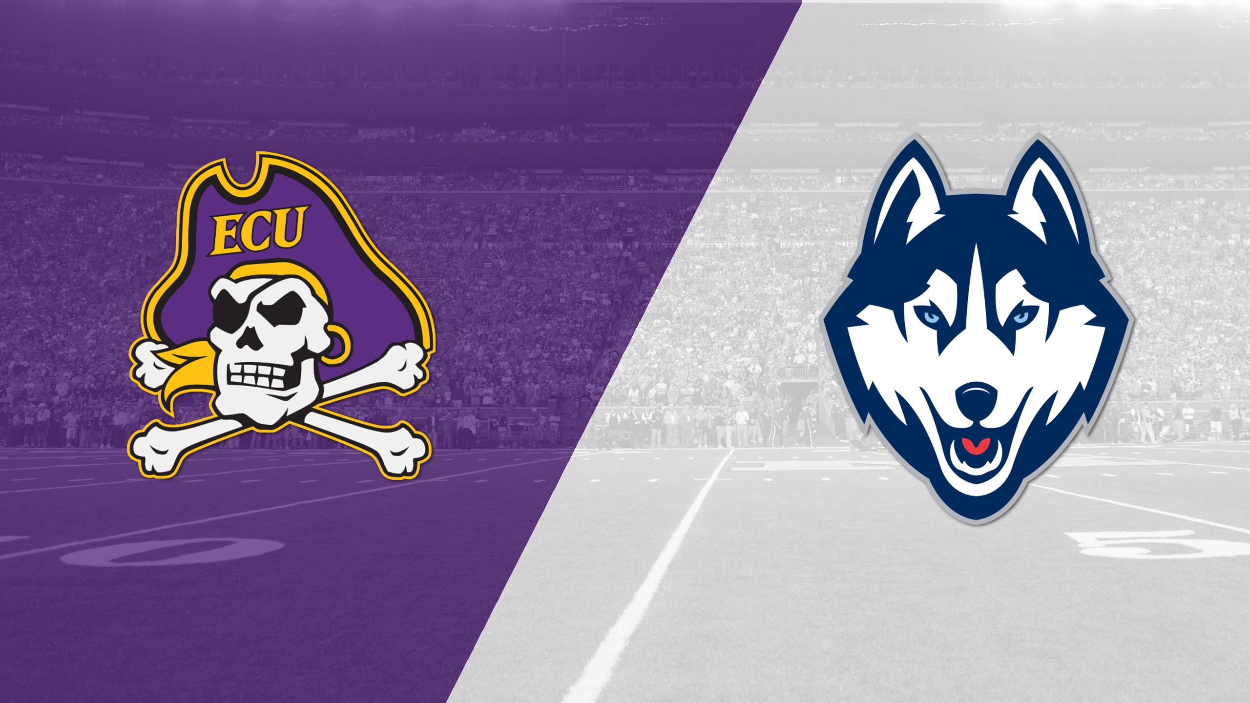 East Carolina vs. Connecticut (Football)