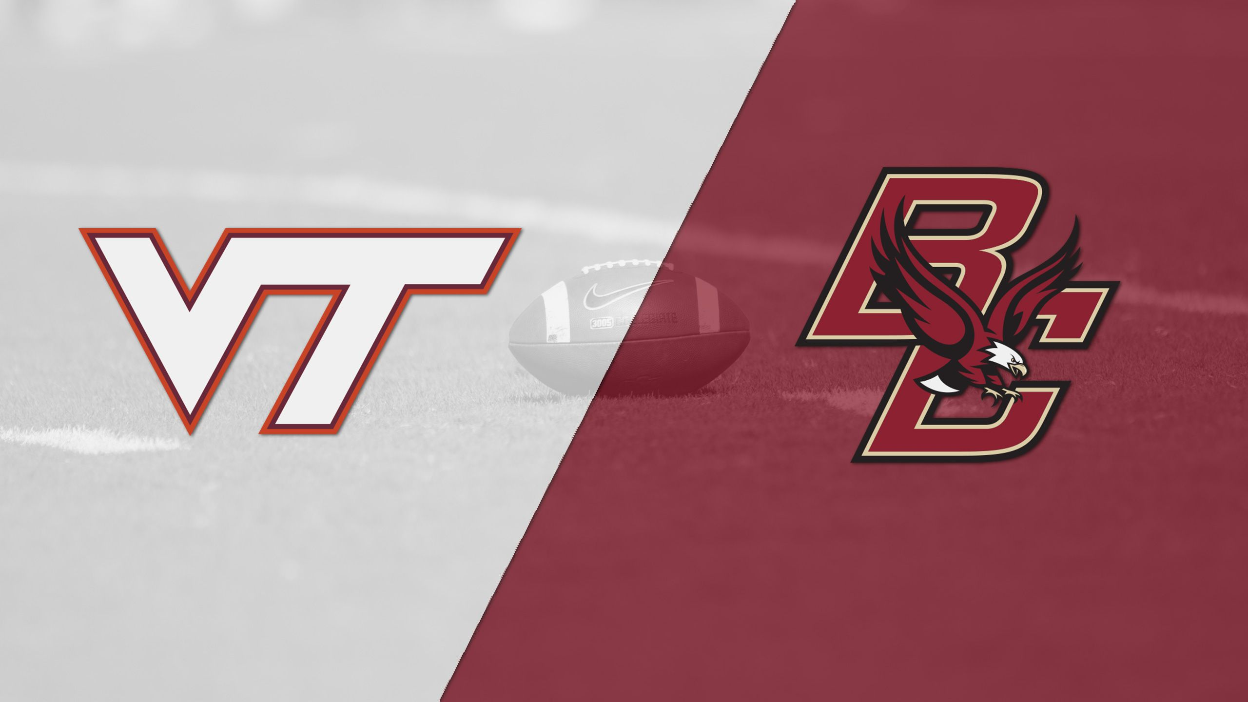 #16 Virginia Tech vs. Boston College (Football)