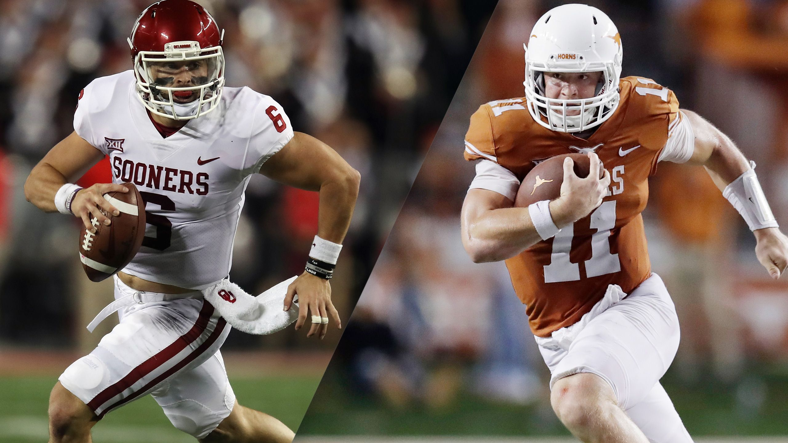 #12 Oklahoma vs. Texas (Football) (re-air)